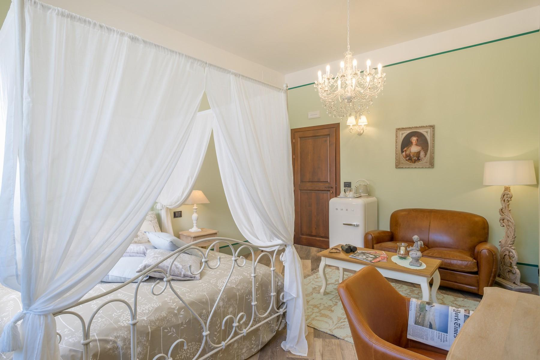 Equestrian facility/boutique hotel Val d'Orcia - 15