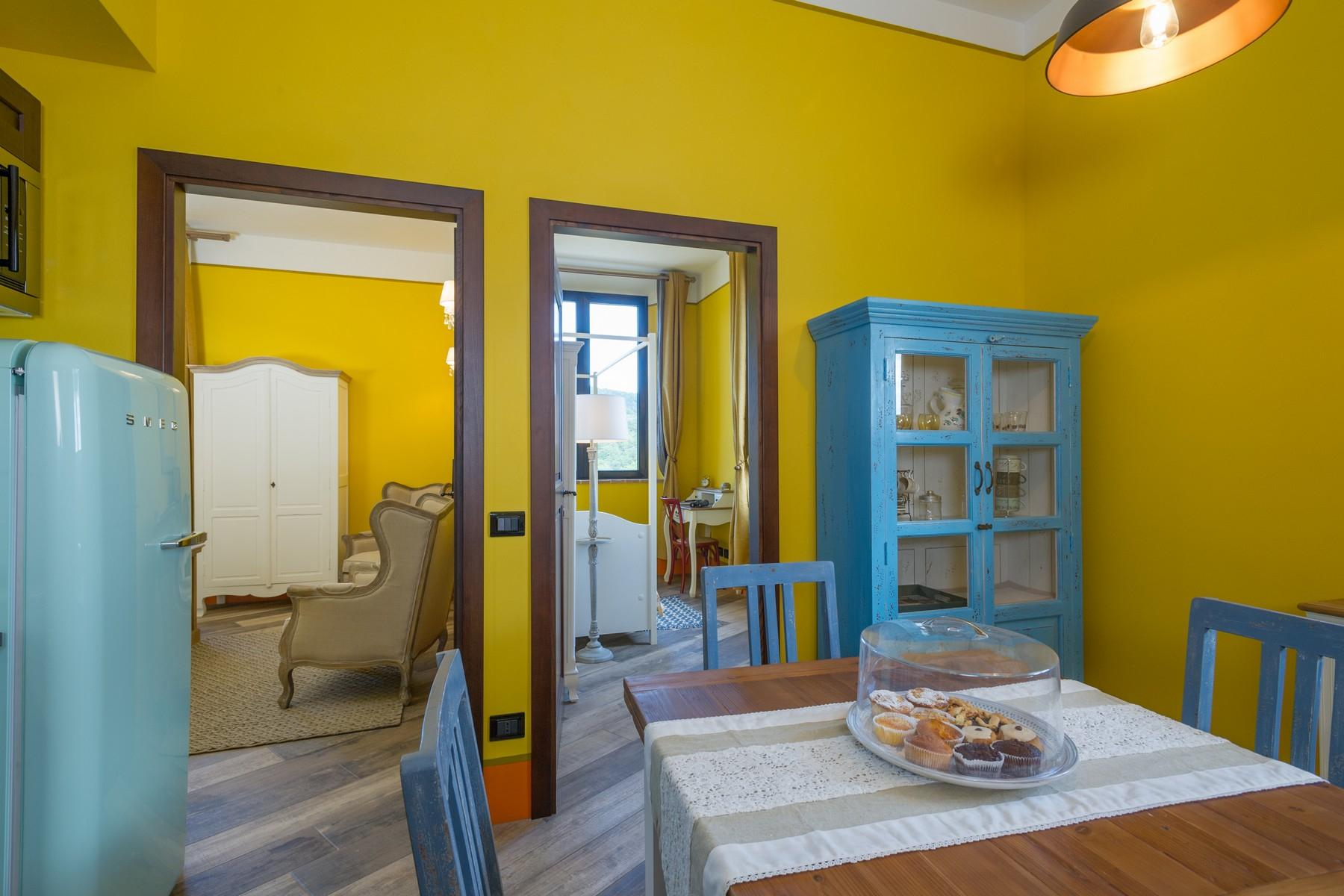 Equestrian facility/boutique hotel Val d'Orcia - 22