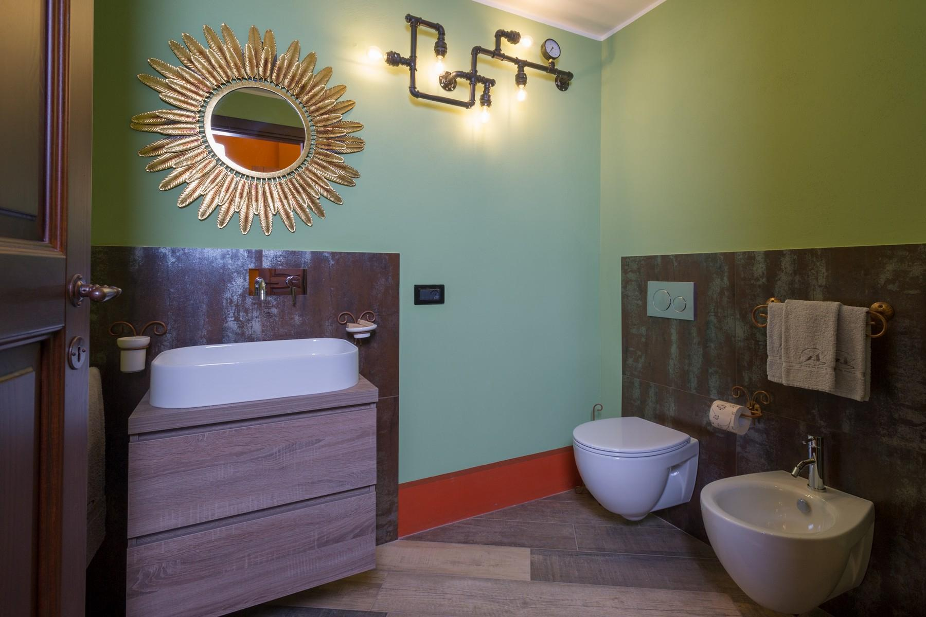 Equestrian facility/boutique hotel Val d'Orcia - 23