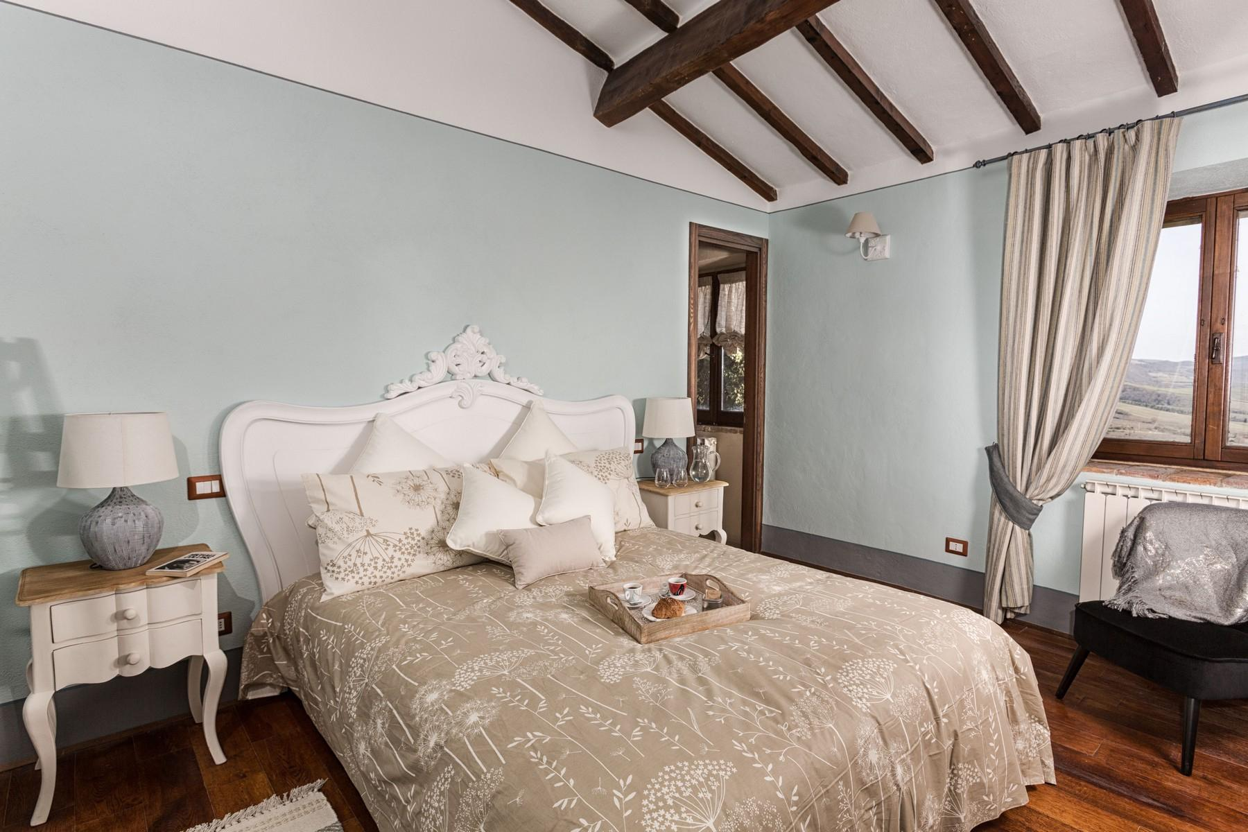 Equestrian facility/boutique hotel Val d'Orcia - 24
