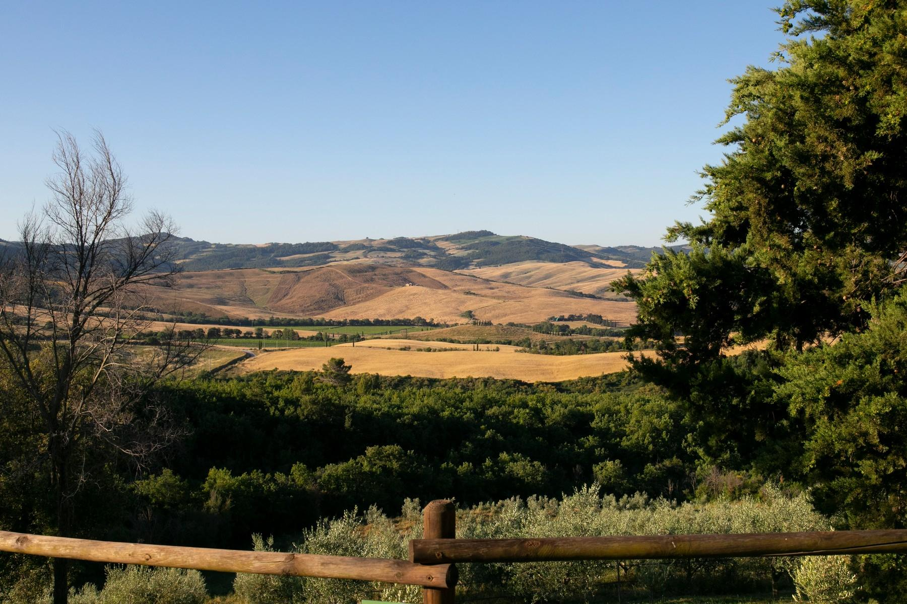 Equestrian facility/boutique hotel Val d'Orcia - 37