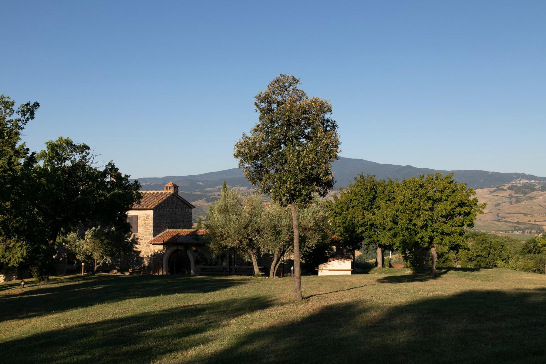 Equestrian facility/boutique hotel Val d'Orcia - 39