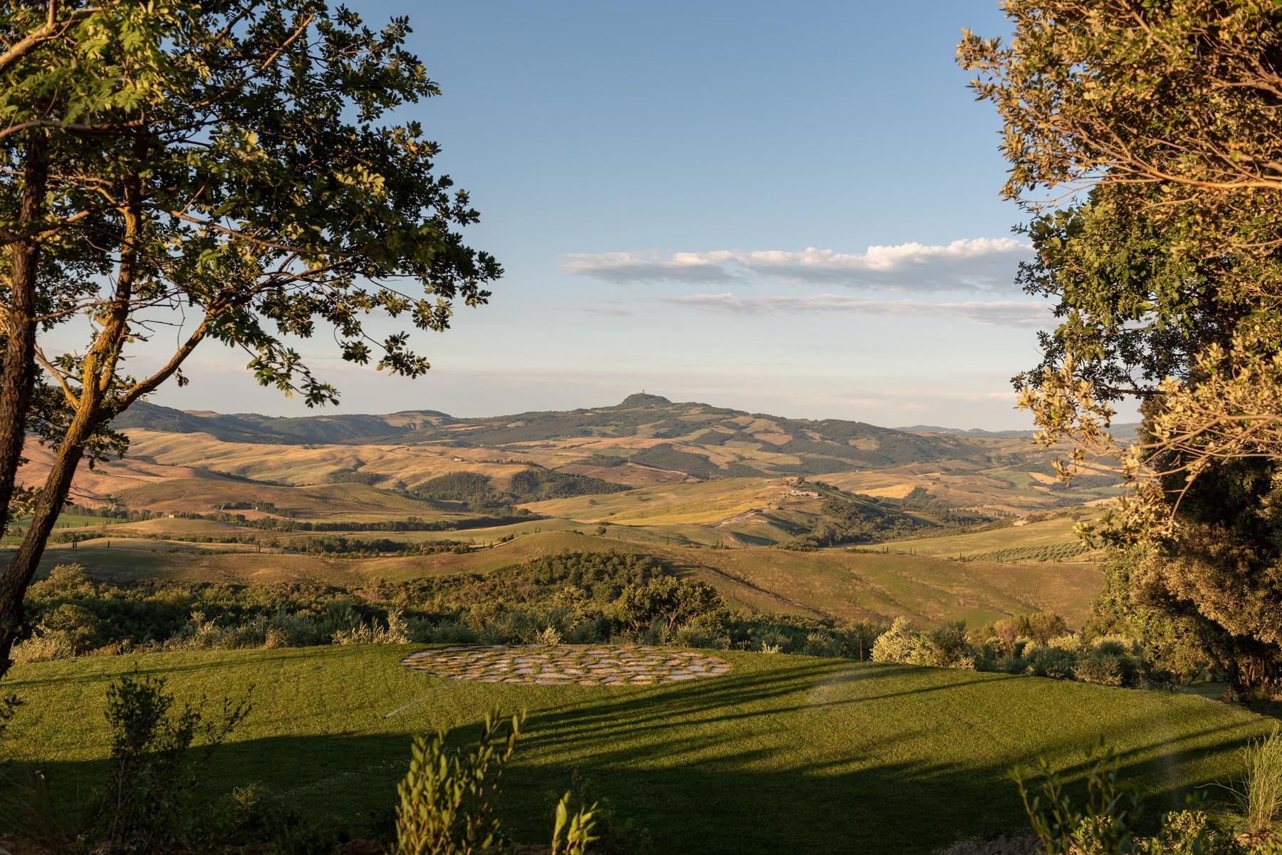 Equestrian facility/boutique hotel Val d'Orcia - 43