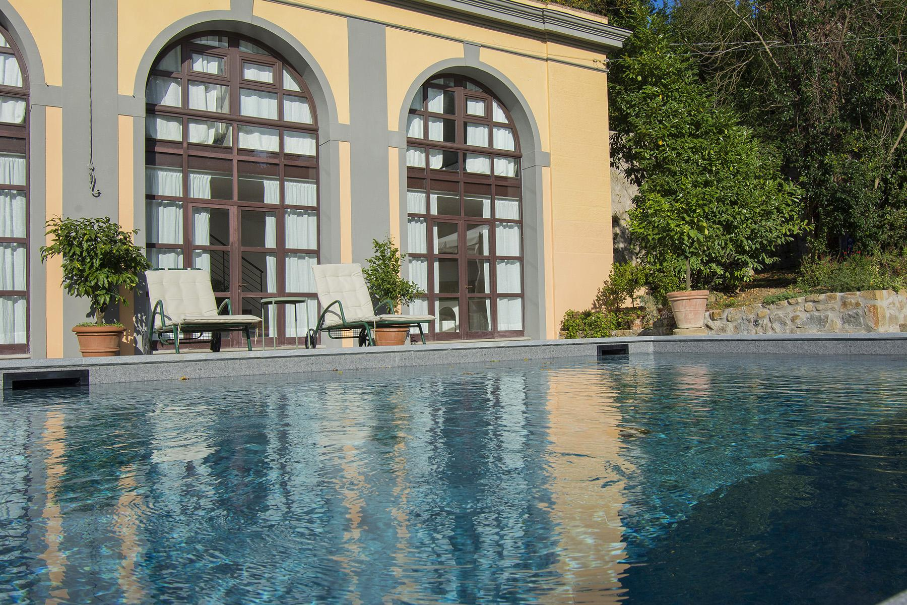 An important villa with pool on the hills of Florence - 11