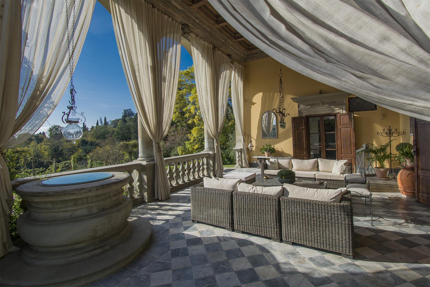 Une importante villa sur les premières collines de Florence - 3