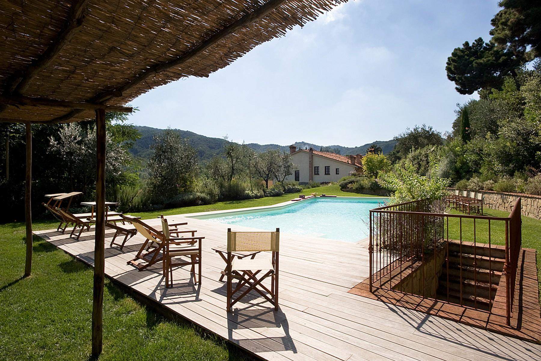Farmhouse for sale in the Tuscan hills - 16