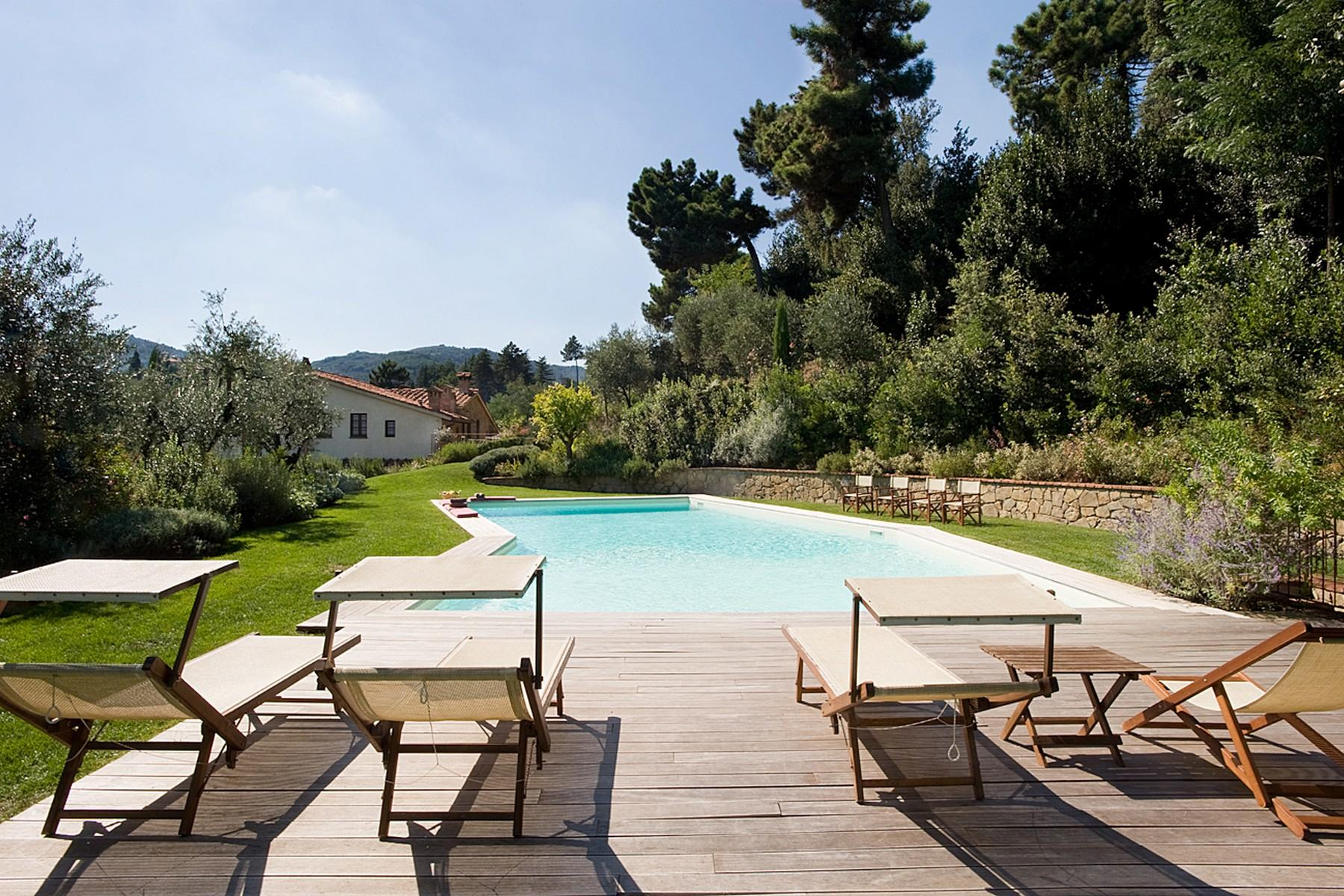 Farmhouse for sale in the Tuscan hills - 1