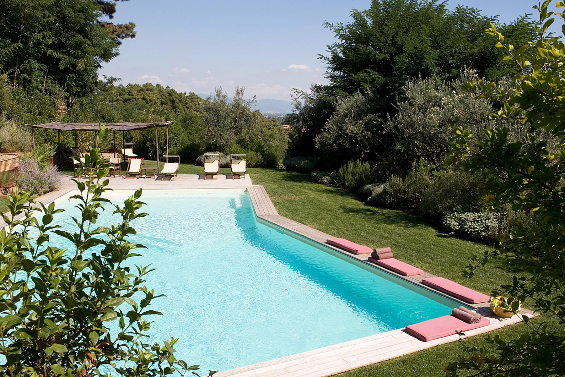 Farmhouse for sale in the Tuscan hills - 18