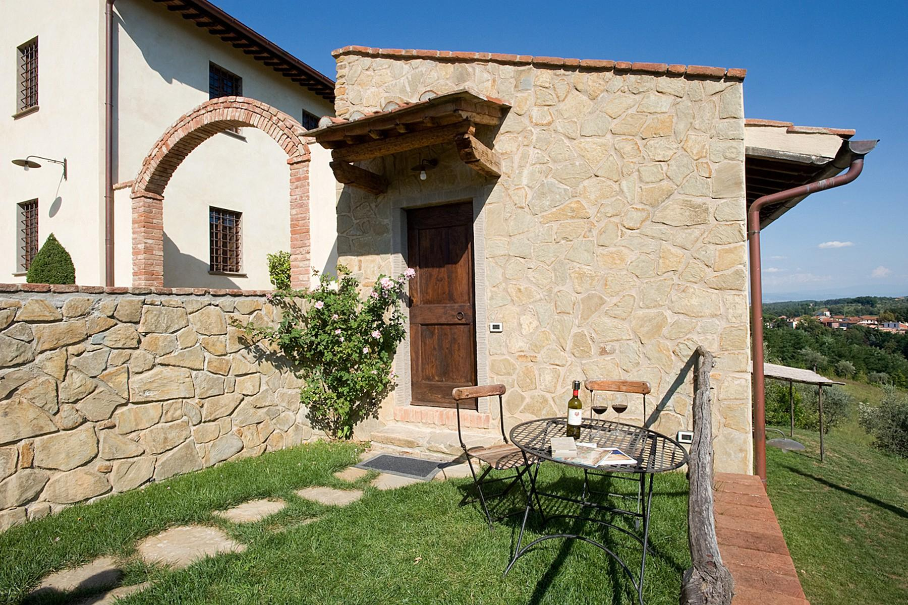 Farmhouse for sale in the Tuscan hills - 19