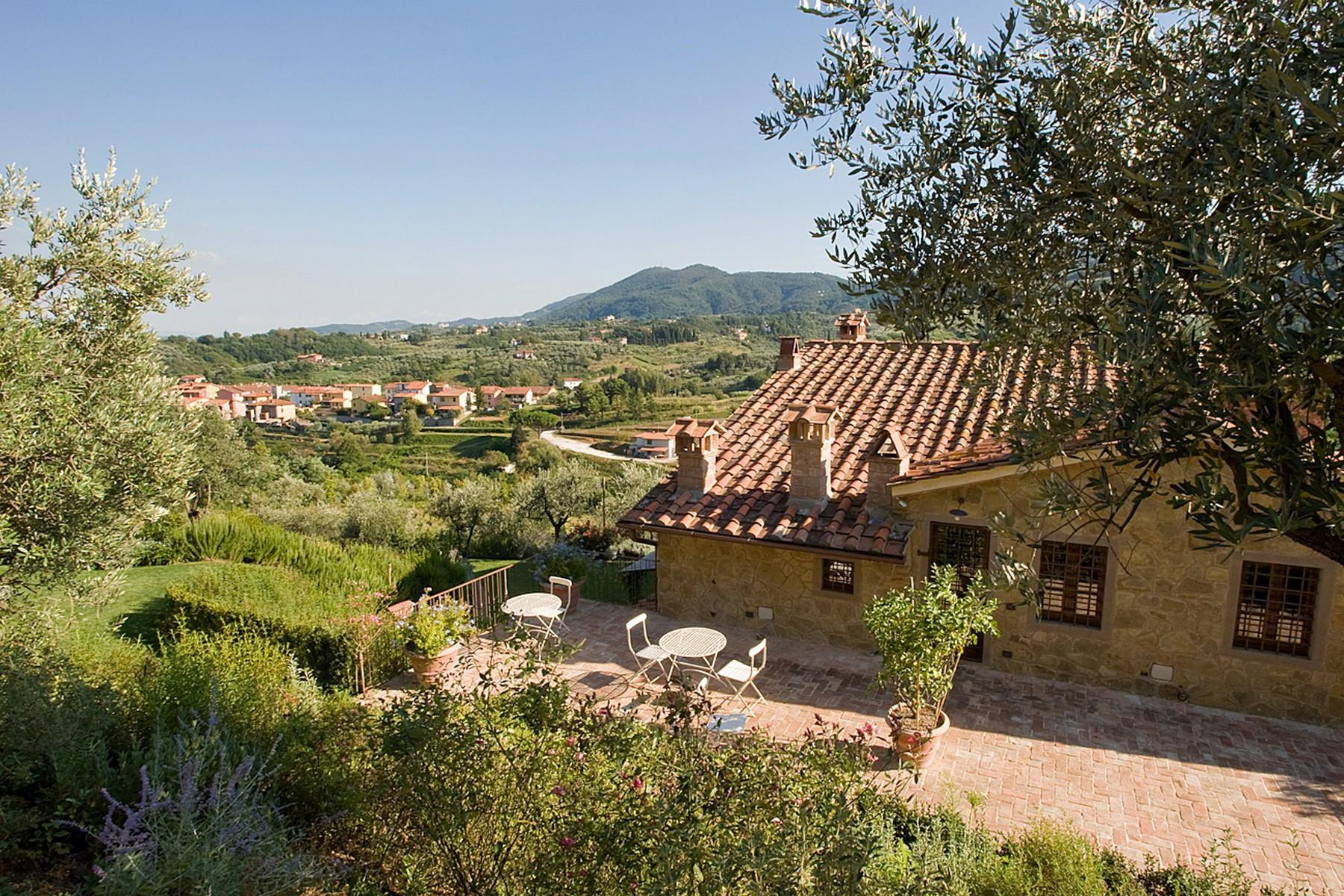 Farmhouse for sale in the Tuscan hills - 20