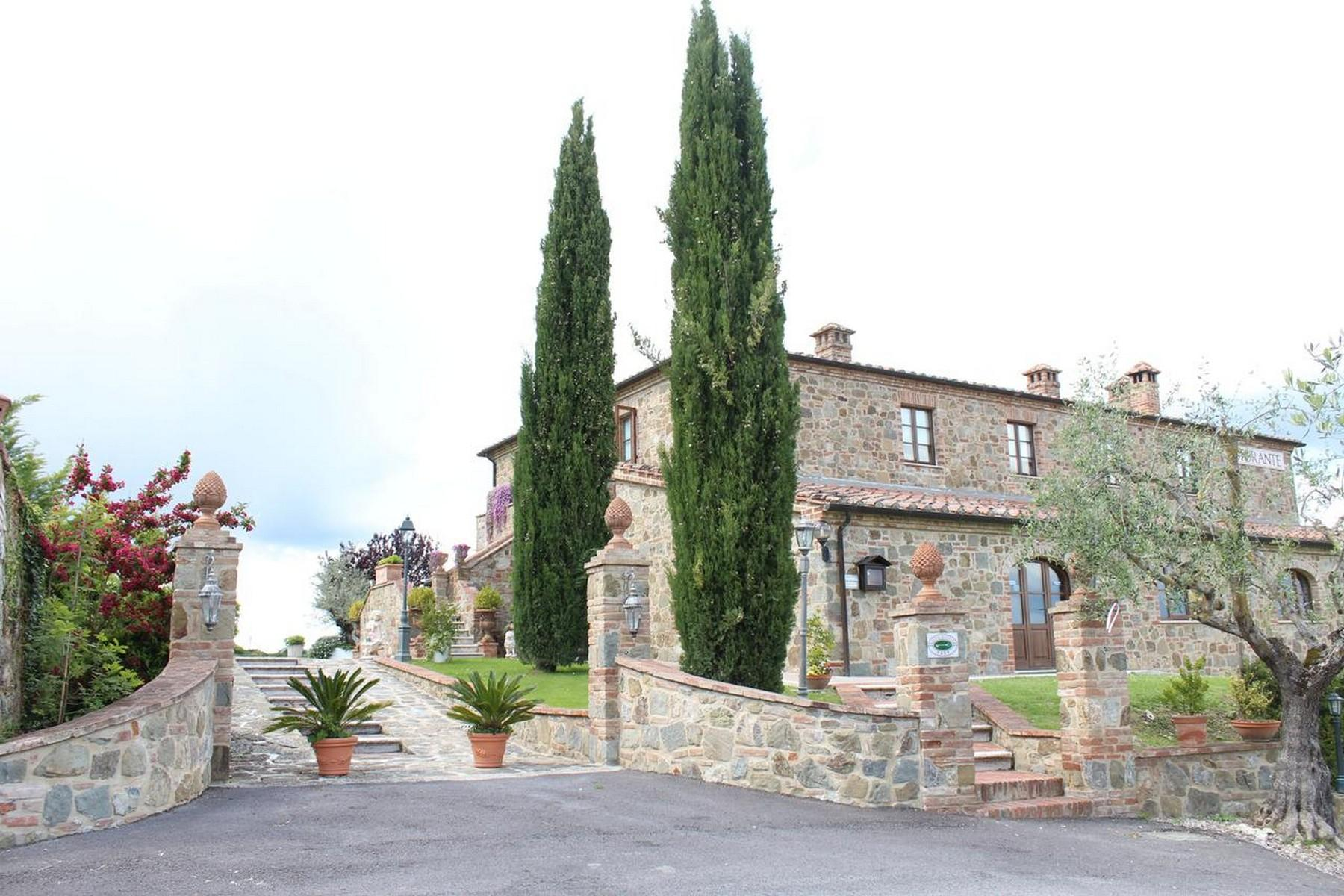 Beautiful Boutique Hotel with Restaurant and SPA in the hills of Torrita di Siena - 7