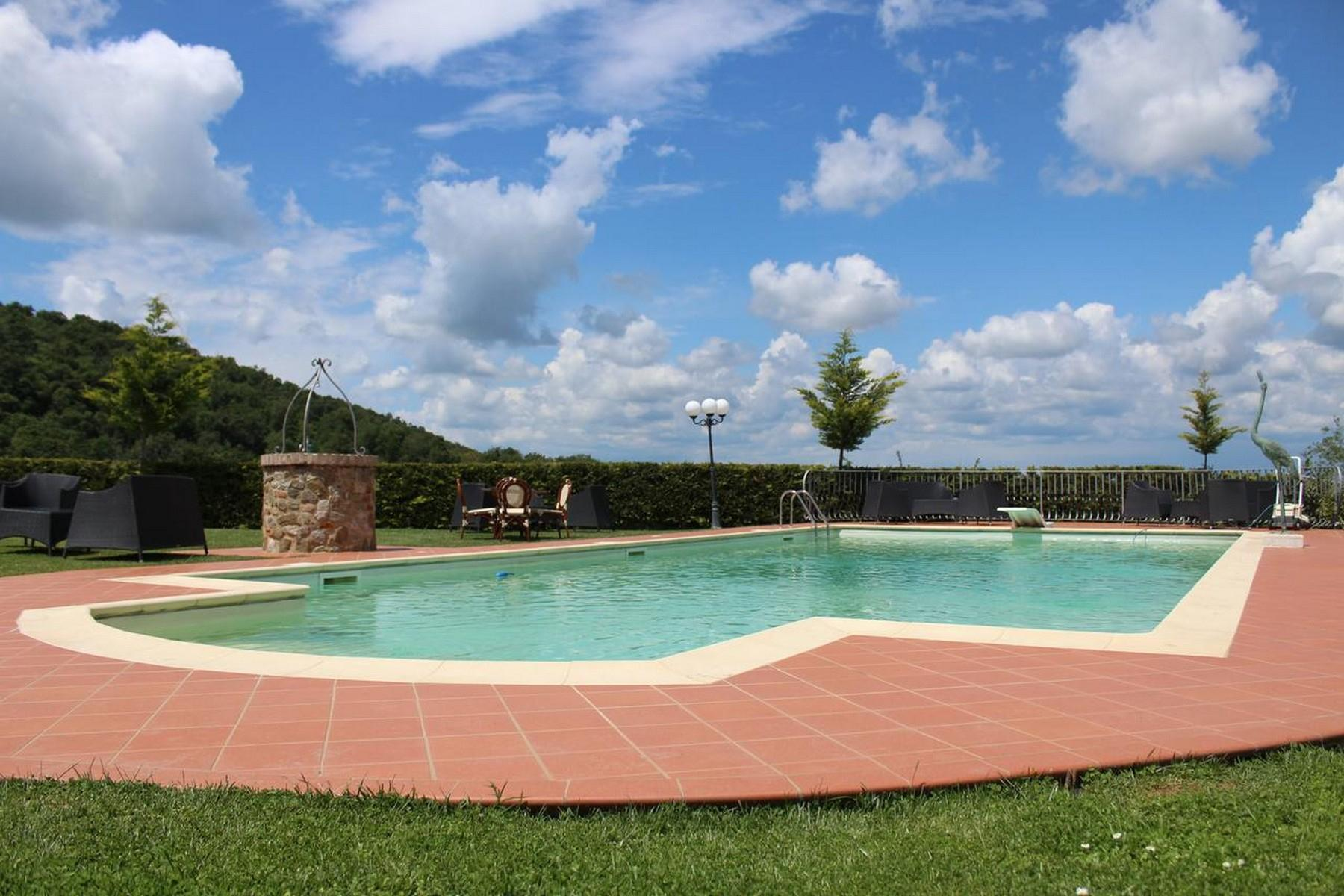 Beautiful Boutique Hotel with Restaurant and SPA in the hills of Torrita di Siena - 10