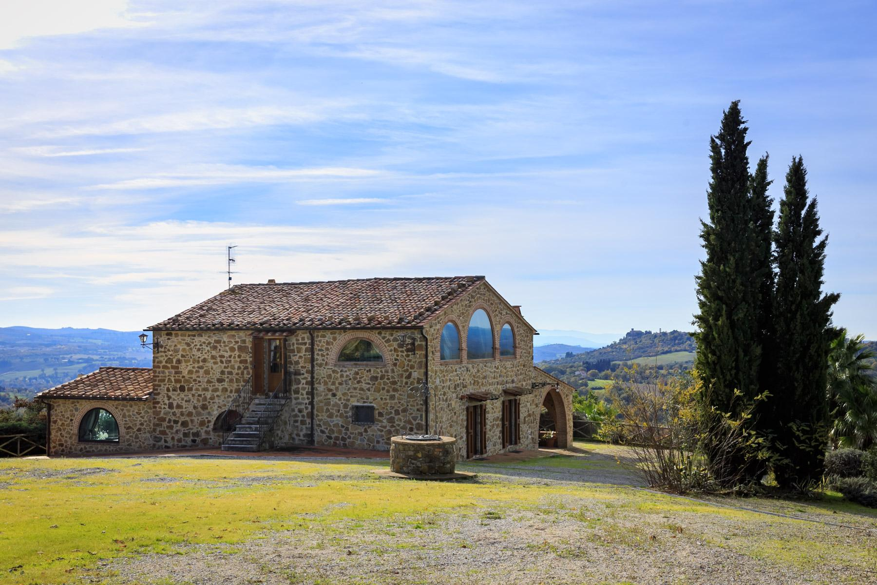 Tuscan farmhouse near the Terme di Saturnia - 1