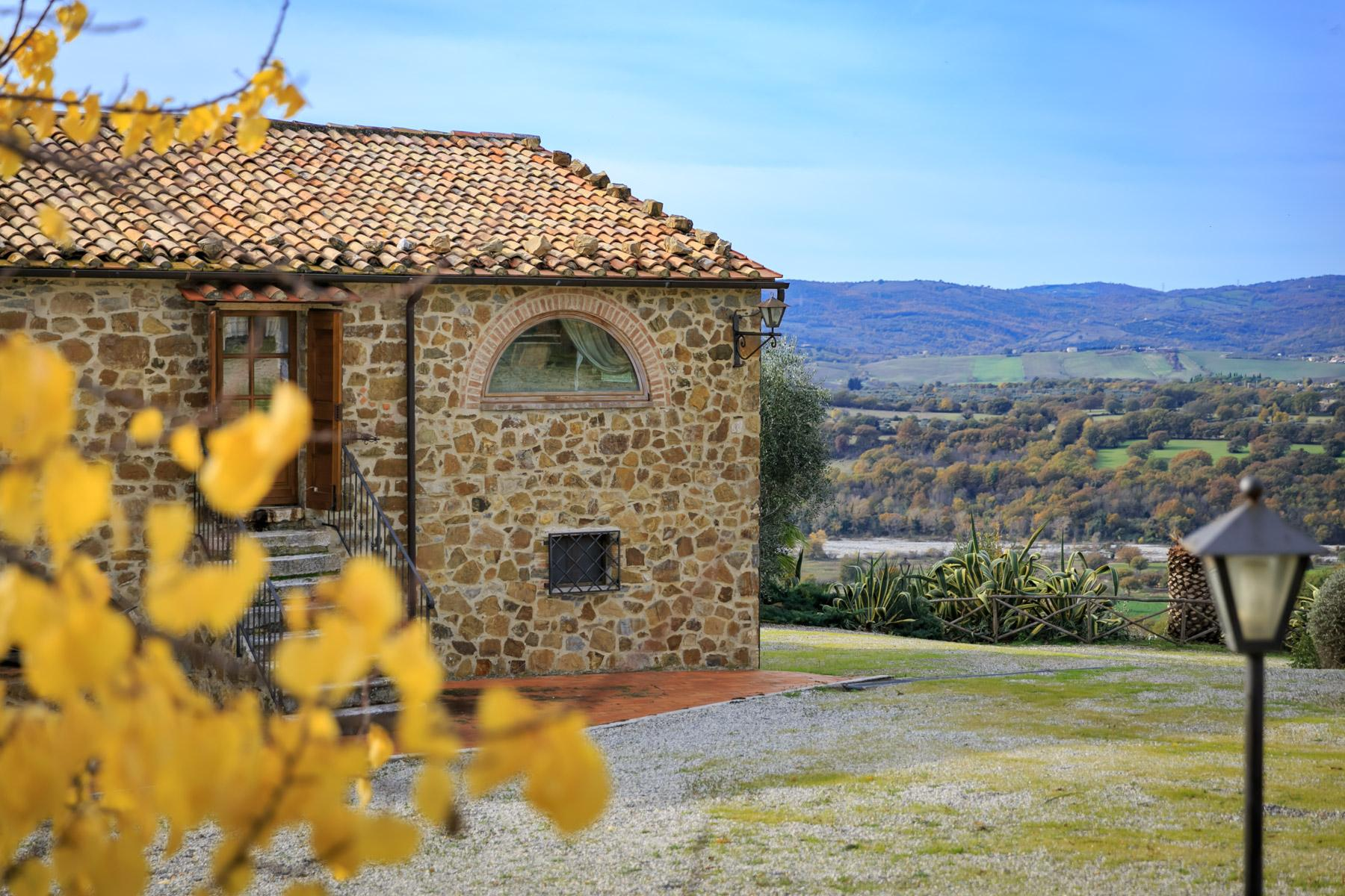 Tuscan farmhouse near the Terme di Saturnia - 9