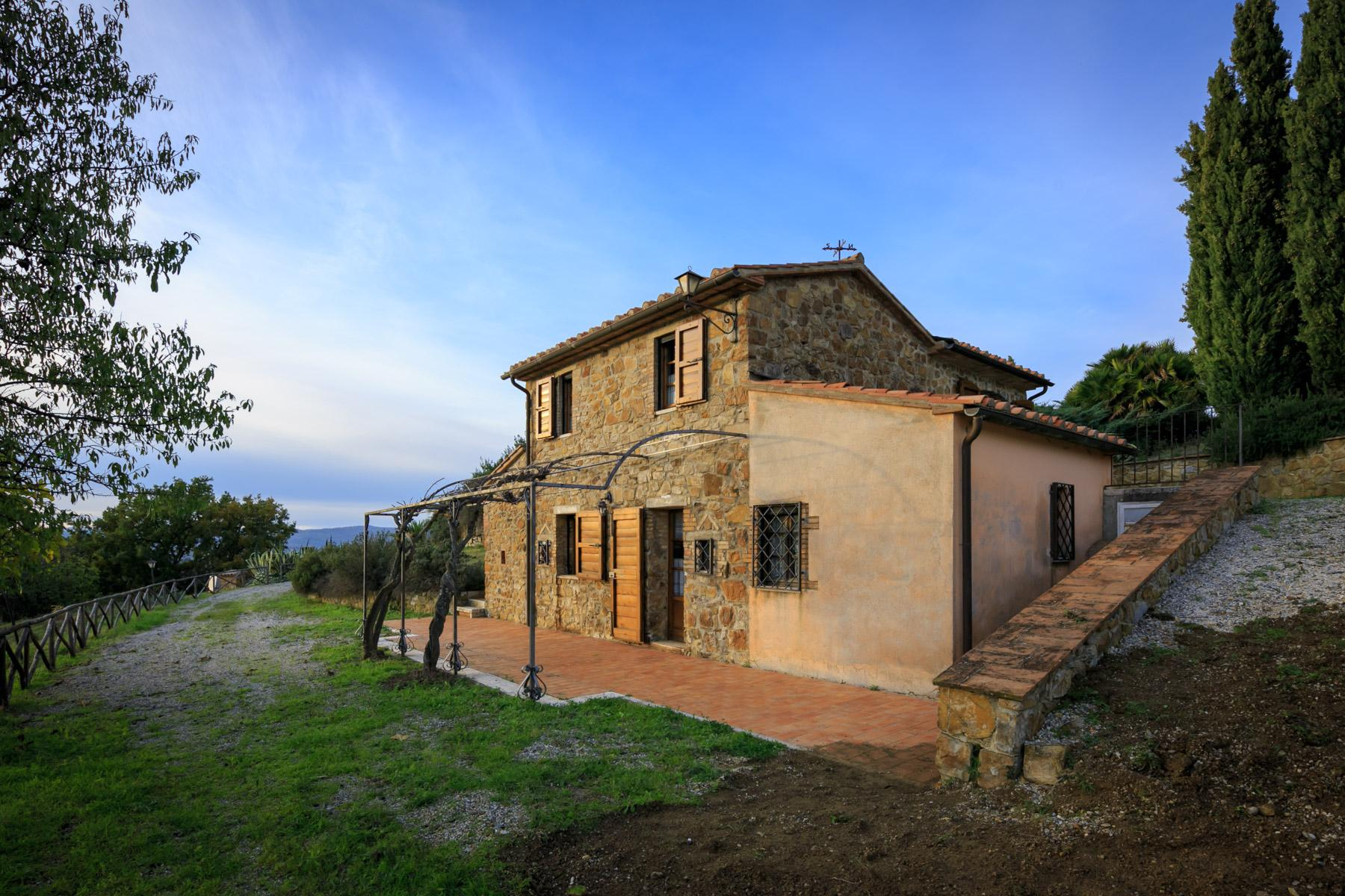Tuscan farmhouse near the Terme di Saturnia - 12