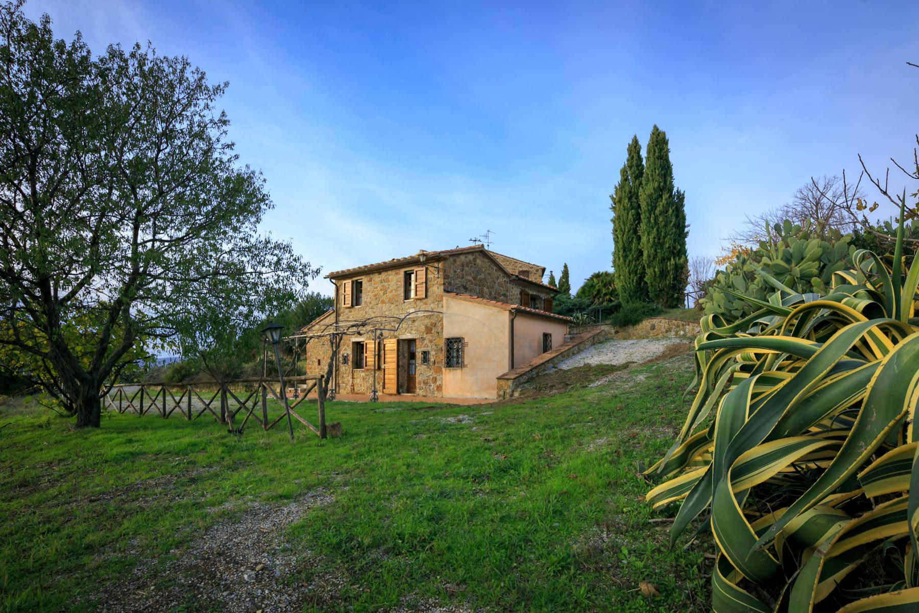 Tuscan farmhouse near the Terme di Saturnia - 13
