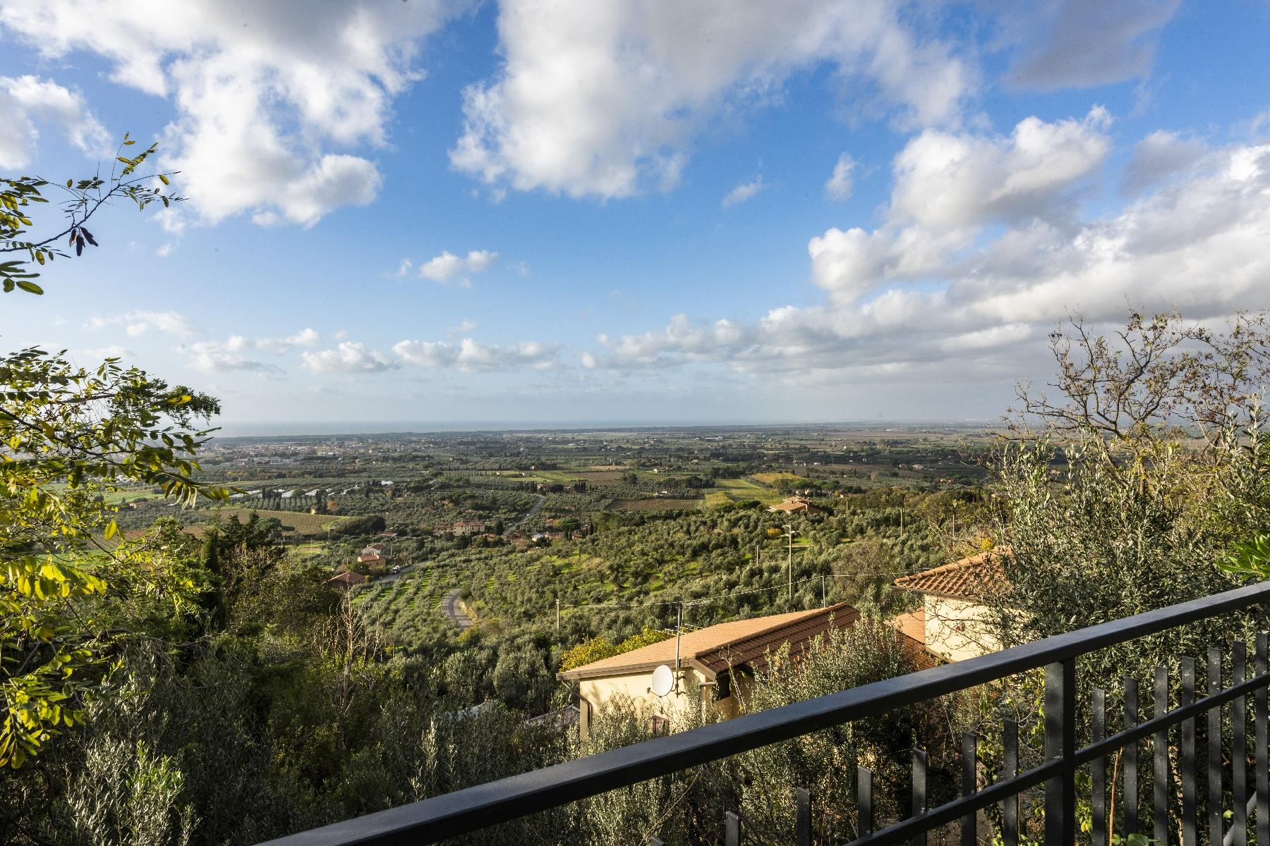 Modern Villa with a view over Bolgheri - 27