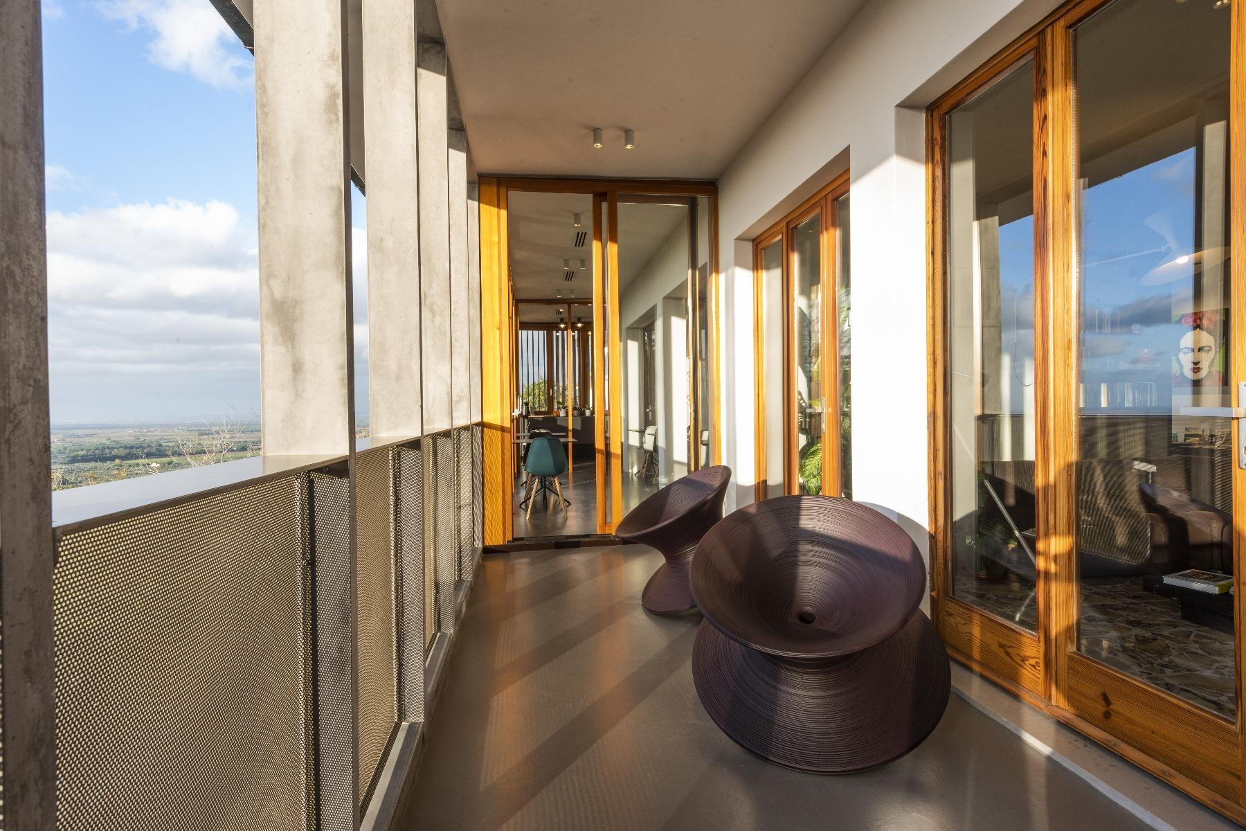 Modern Villa with a view over Bolgheri - 24