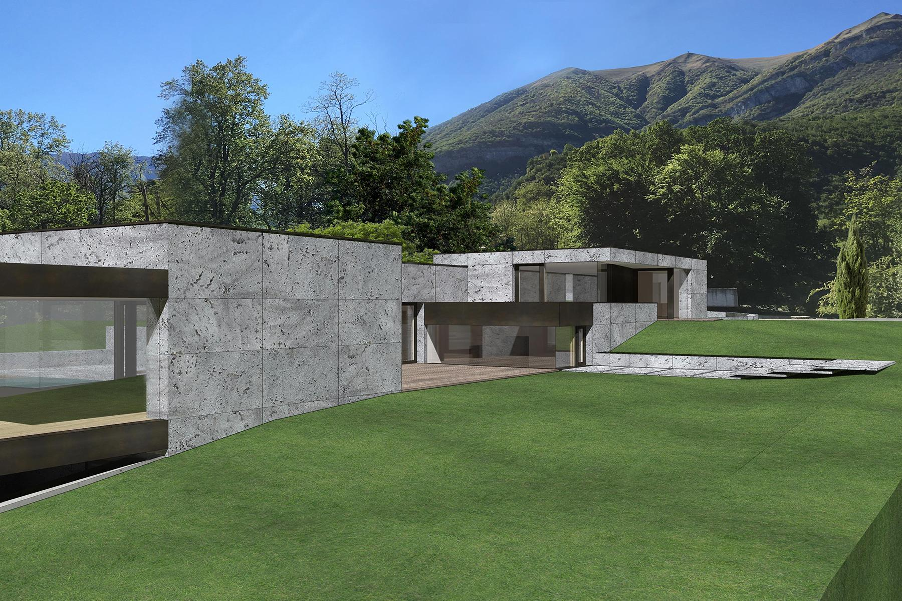 Hollywood style villa overlooking Lake Como from a panoramic location - 6