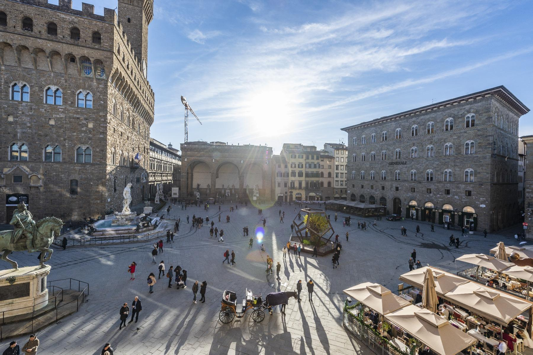 Incredible apartment in Piazza della Signoria - 2