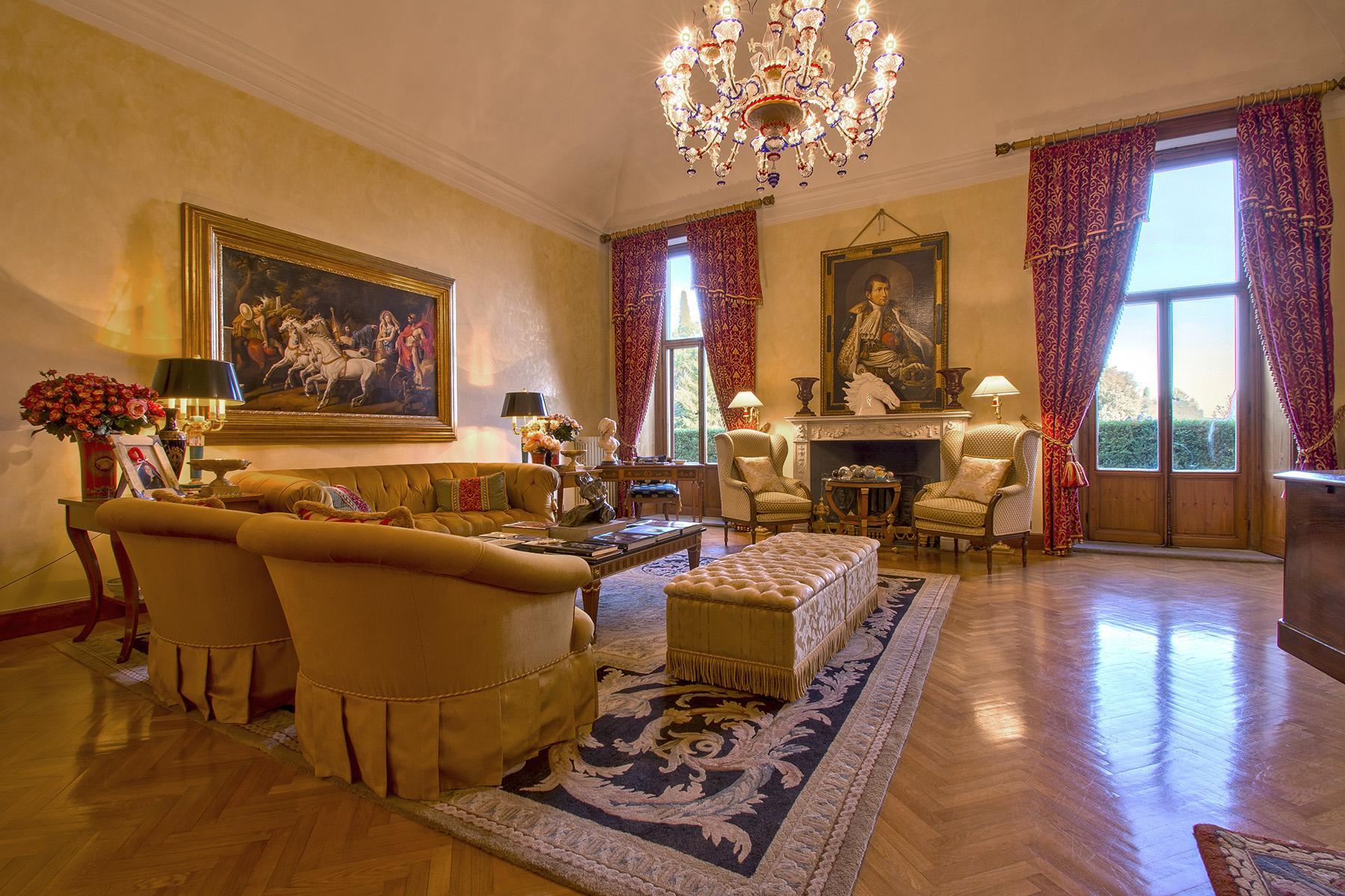 Charmante historische Villa aus dem 15. Jahrhundert - 3