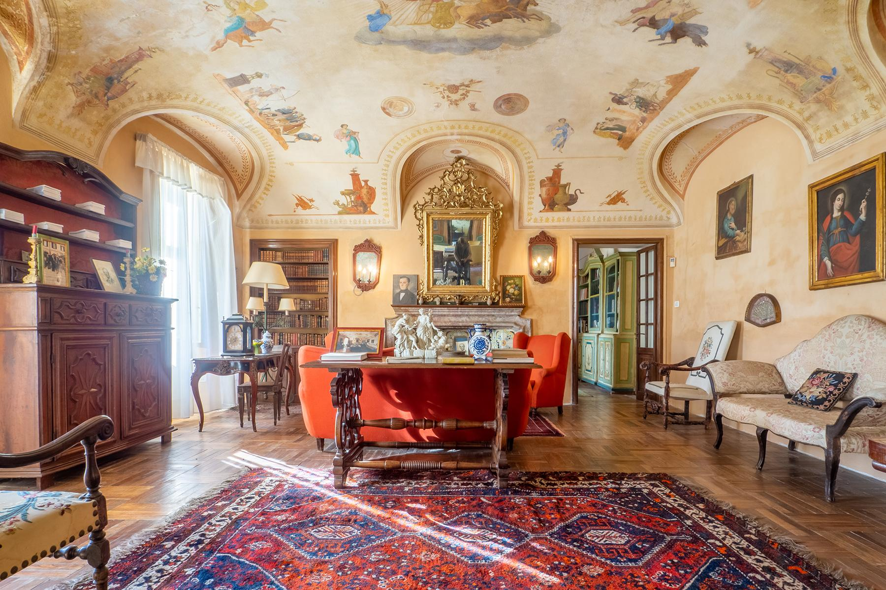 Prestigious historical manor nestled in the Monferrato countryside - 9