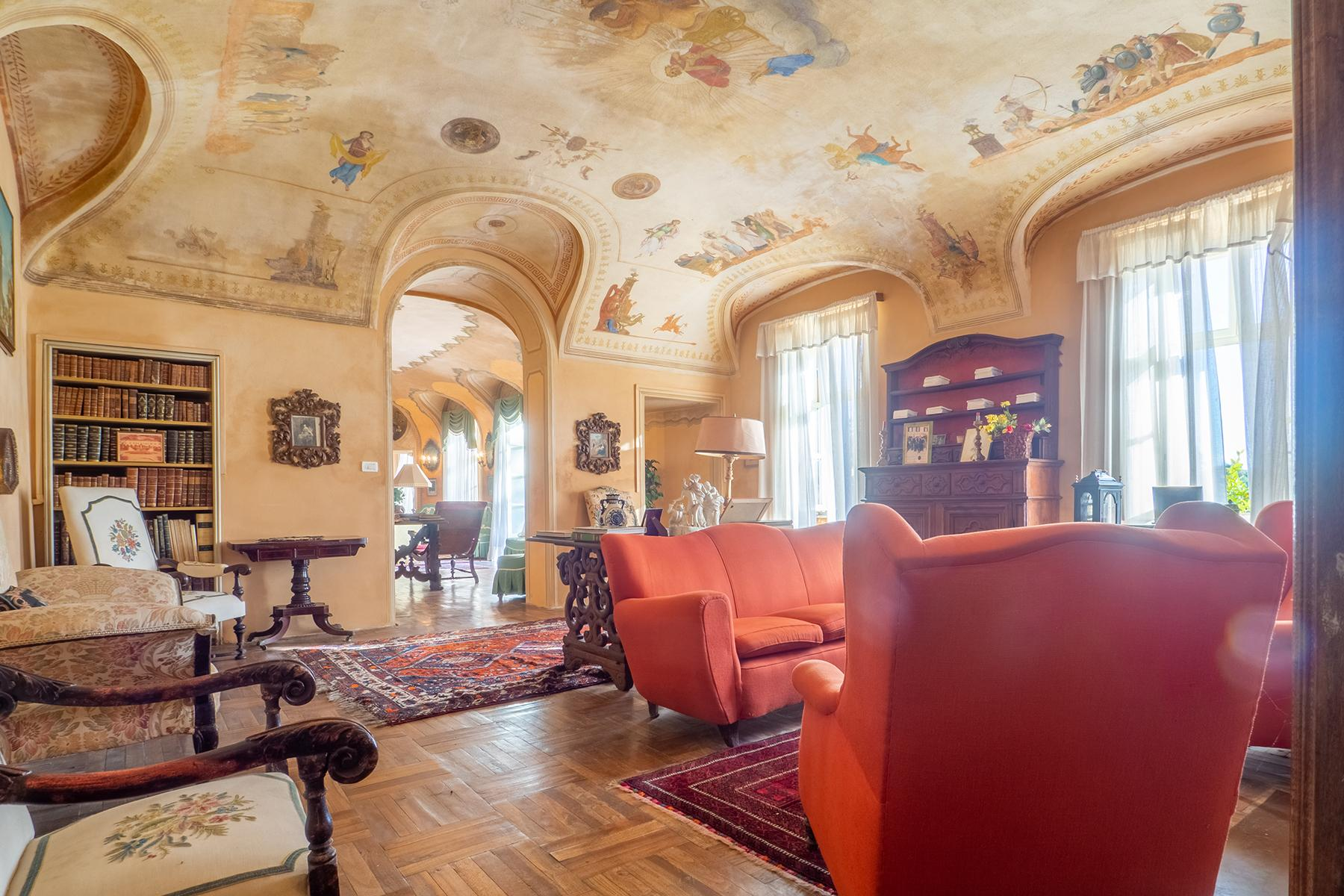 Prestigious historical manor nestled in the Monferrato countryside - 25