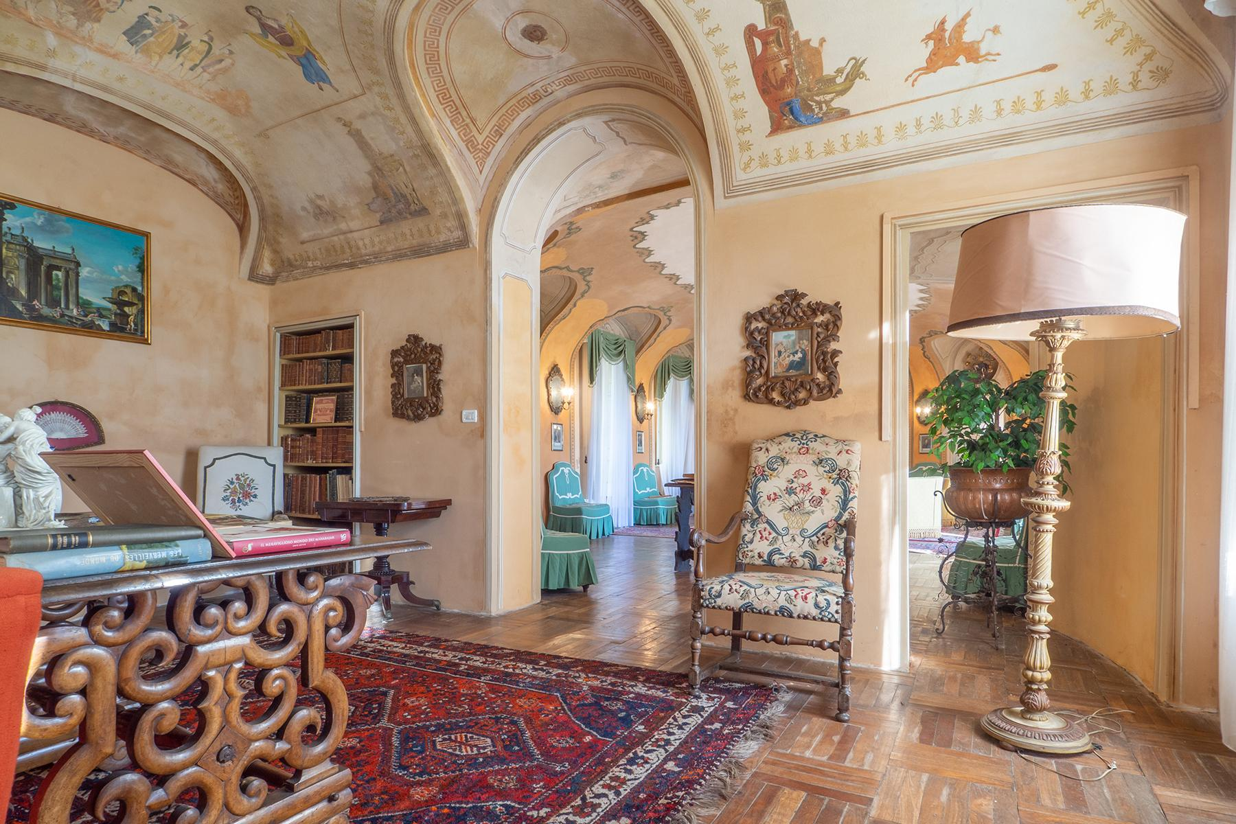 Prestigious historical manor nestled in the Monferrato countryside - 11