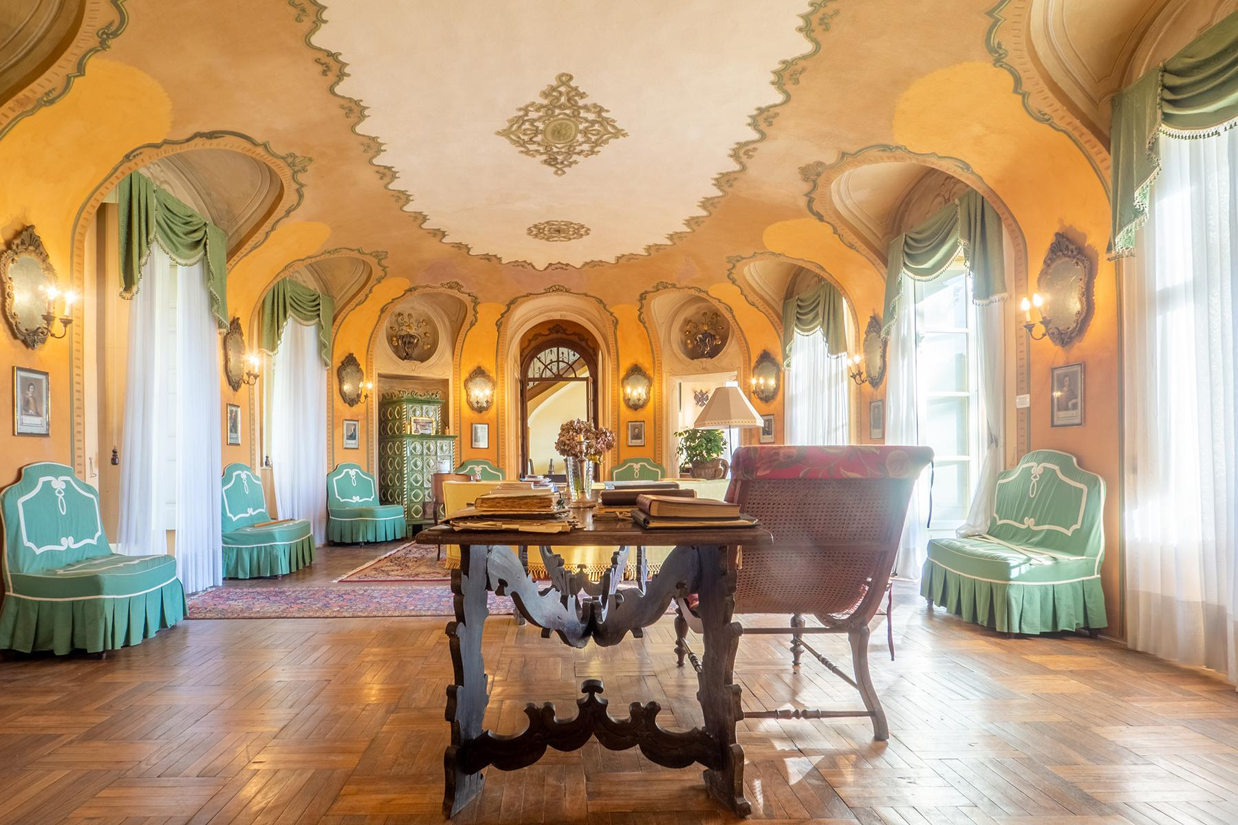 Prestigious historical manor nestled in the Monferrato countryside - 5