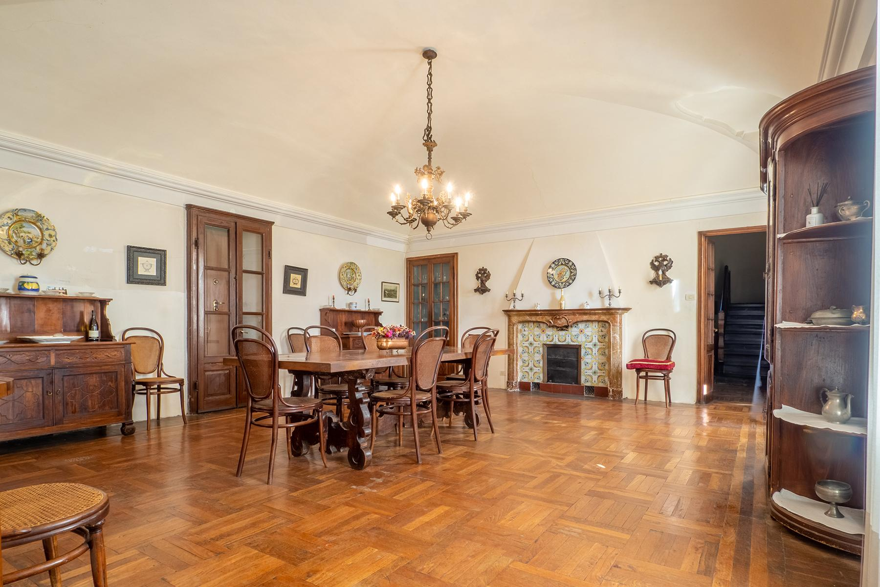 Prestigious historical manor nestled in the Monferrato countryside - 13