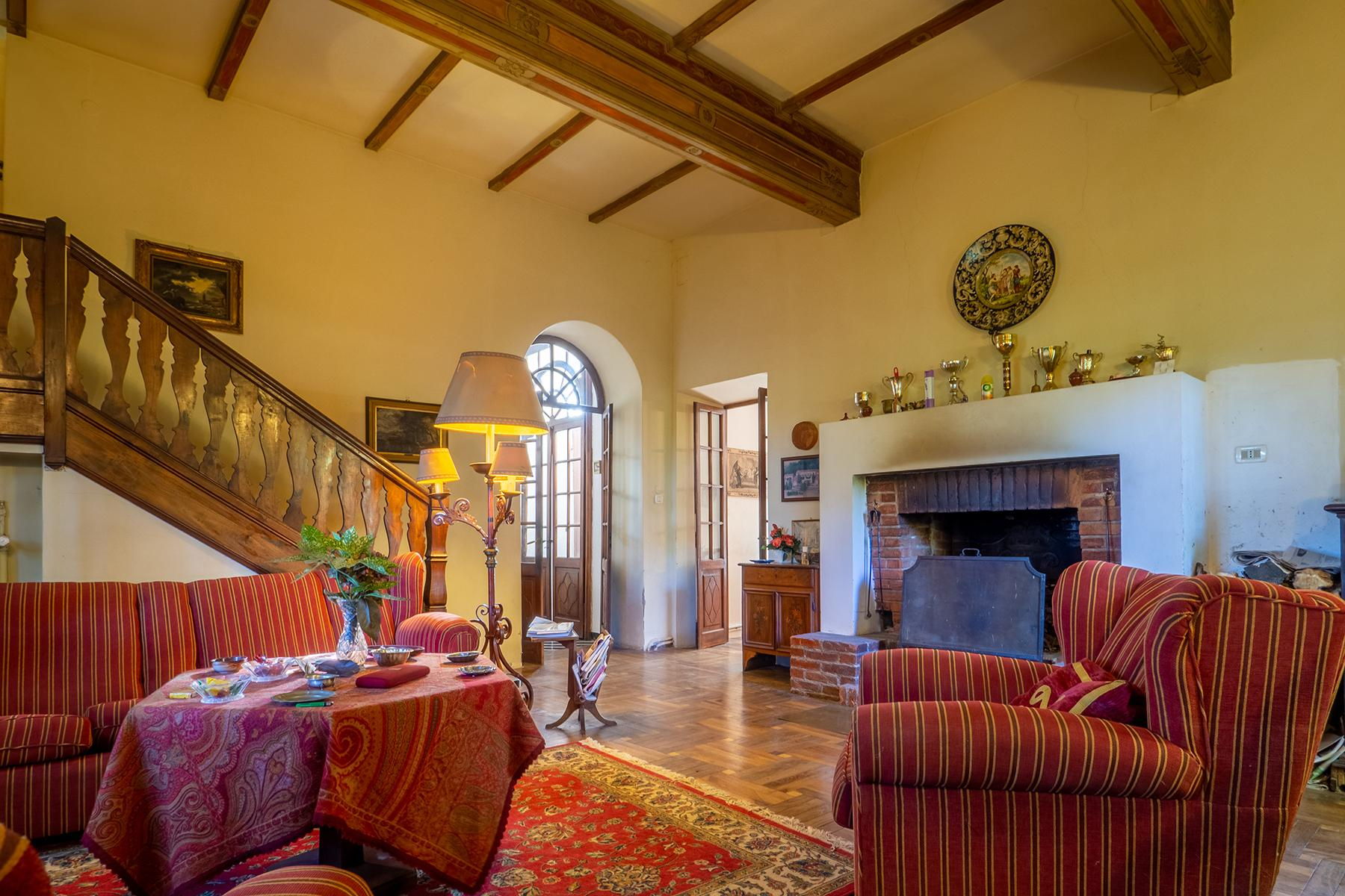 Prestigious historical manor nestled in the Monferrato countryside - 15