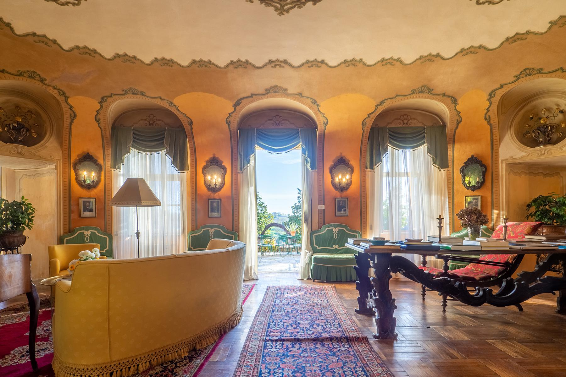 Prestigious historical manor nestled in the Monferrato countryside - 7