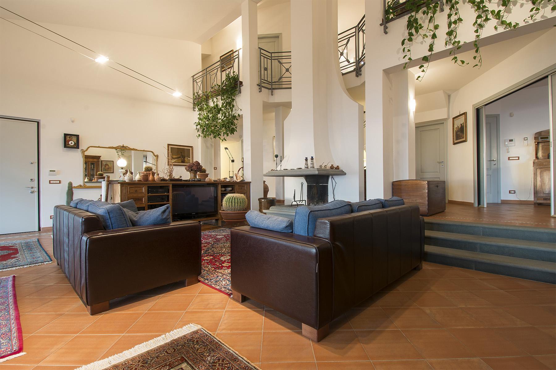Wunderschöne Villa mit Meerblick auf den ersten Hügeln von Massarosa - 8
