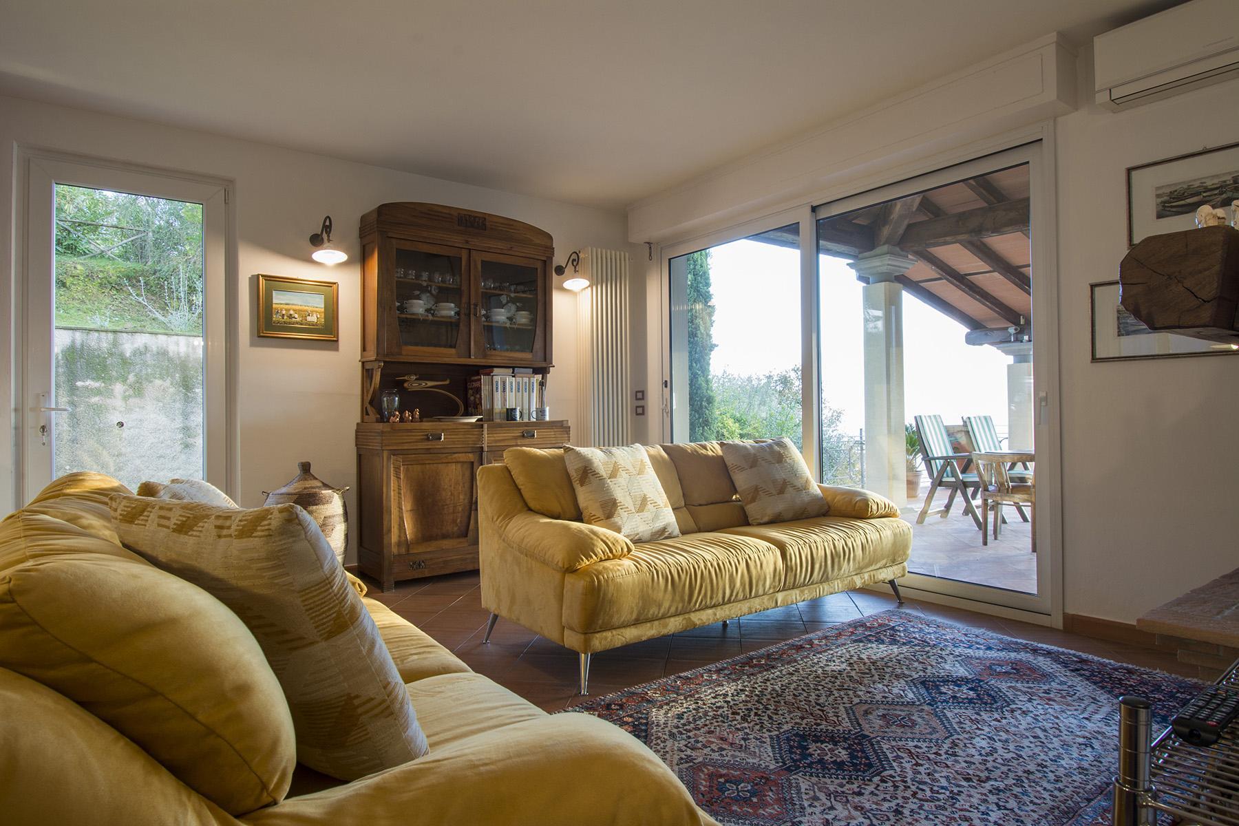 Magnifica villa vista mare e lago sulle prime colline di Massarosa - 18