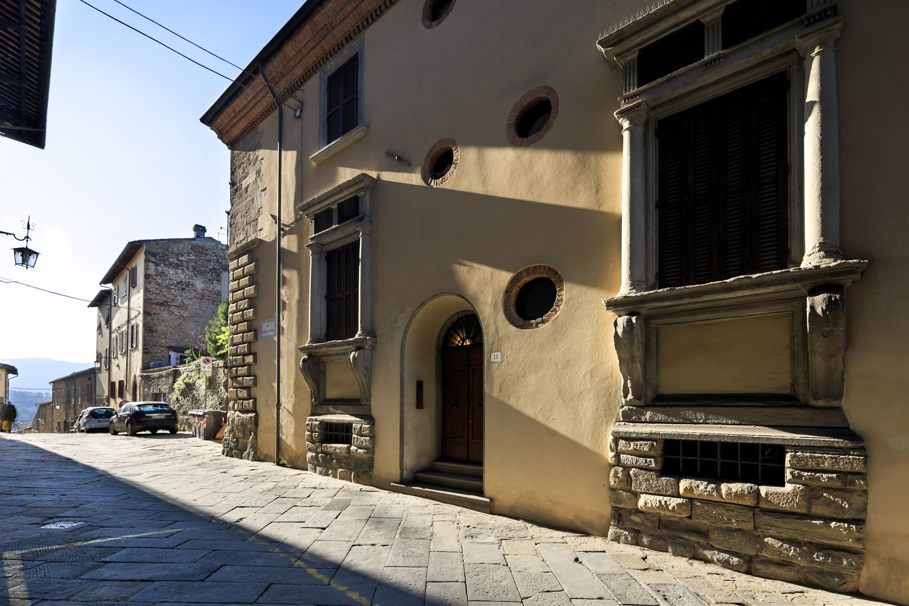 Palazzo Rinascimentale in Vendita a pochi passi da Piazza Grande, Arezzo - 23