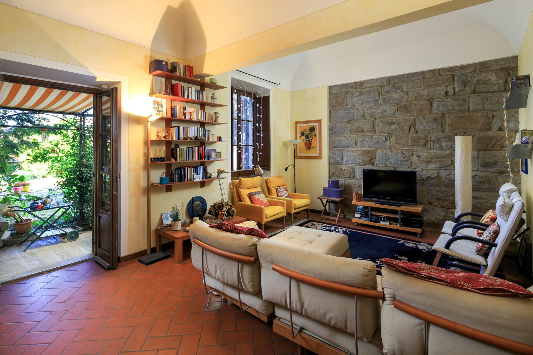 Palazzo Rinascimentale in Vendita a pochi passi da Piazza Grande, Arezzo - 6