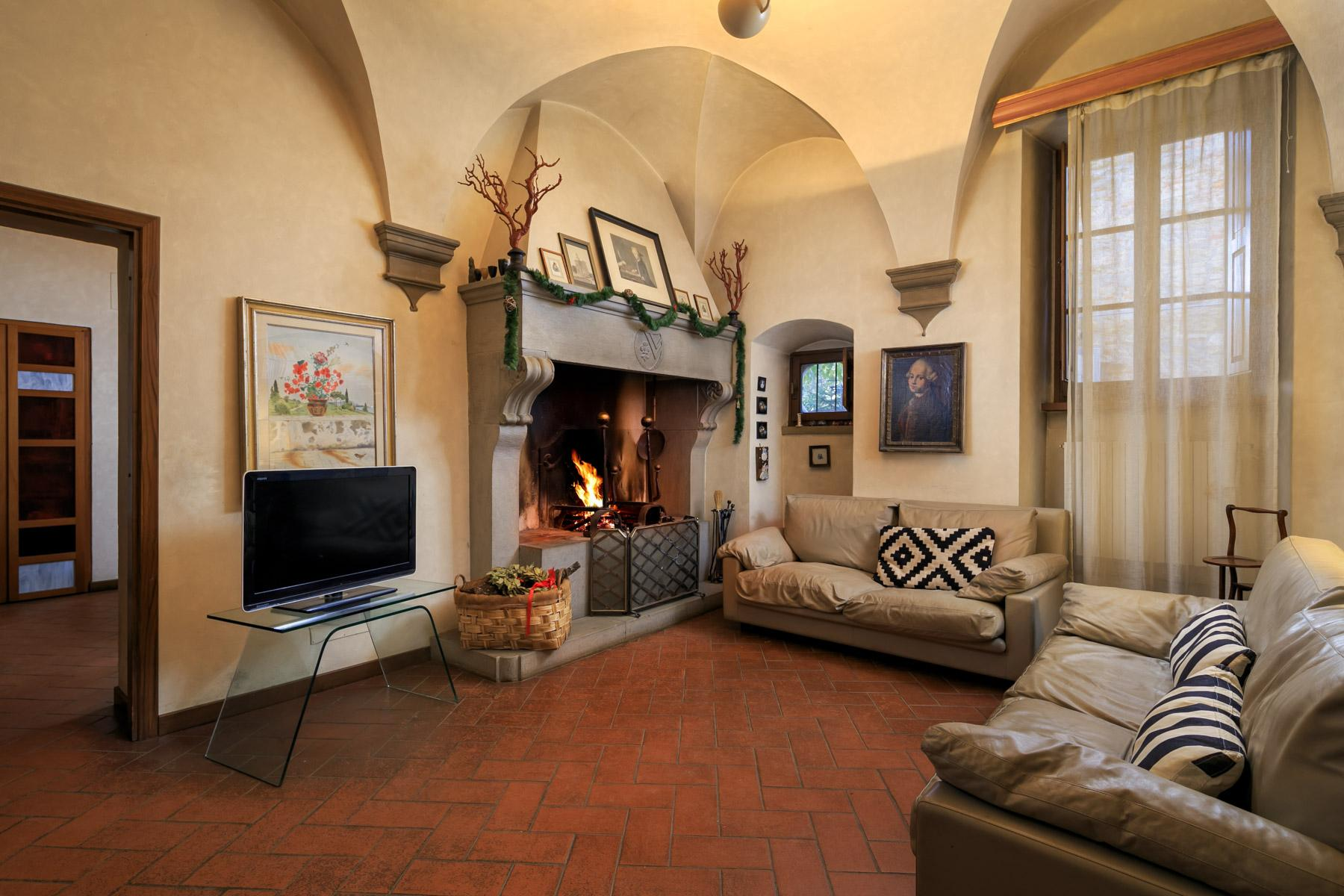 Palazzo Rinascimentale in Vendita a pochi passi da Piazza Grande, Arezzo - 2