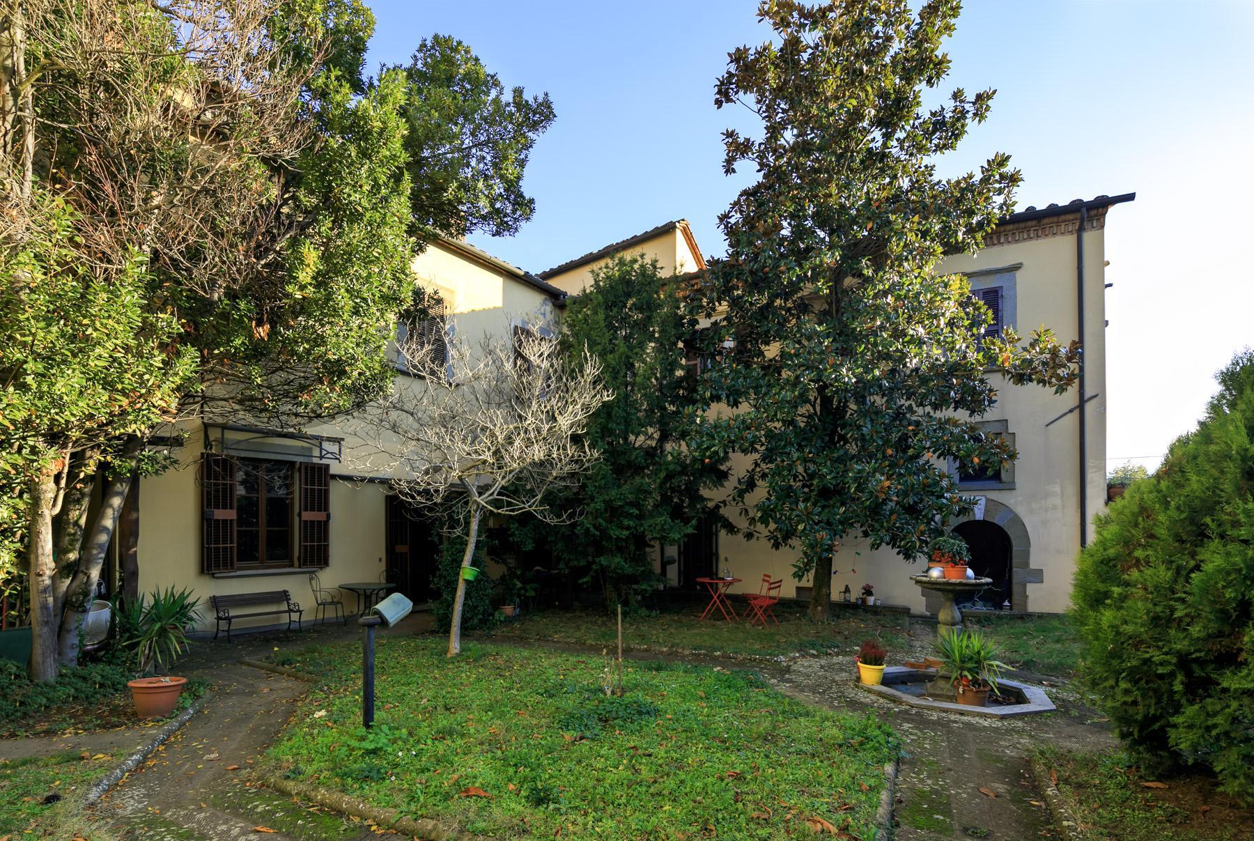 Palazzo Rinascimentale in Vendita a pochi passi da Piazza Grande, Arezzo - 20