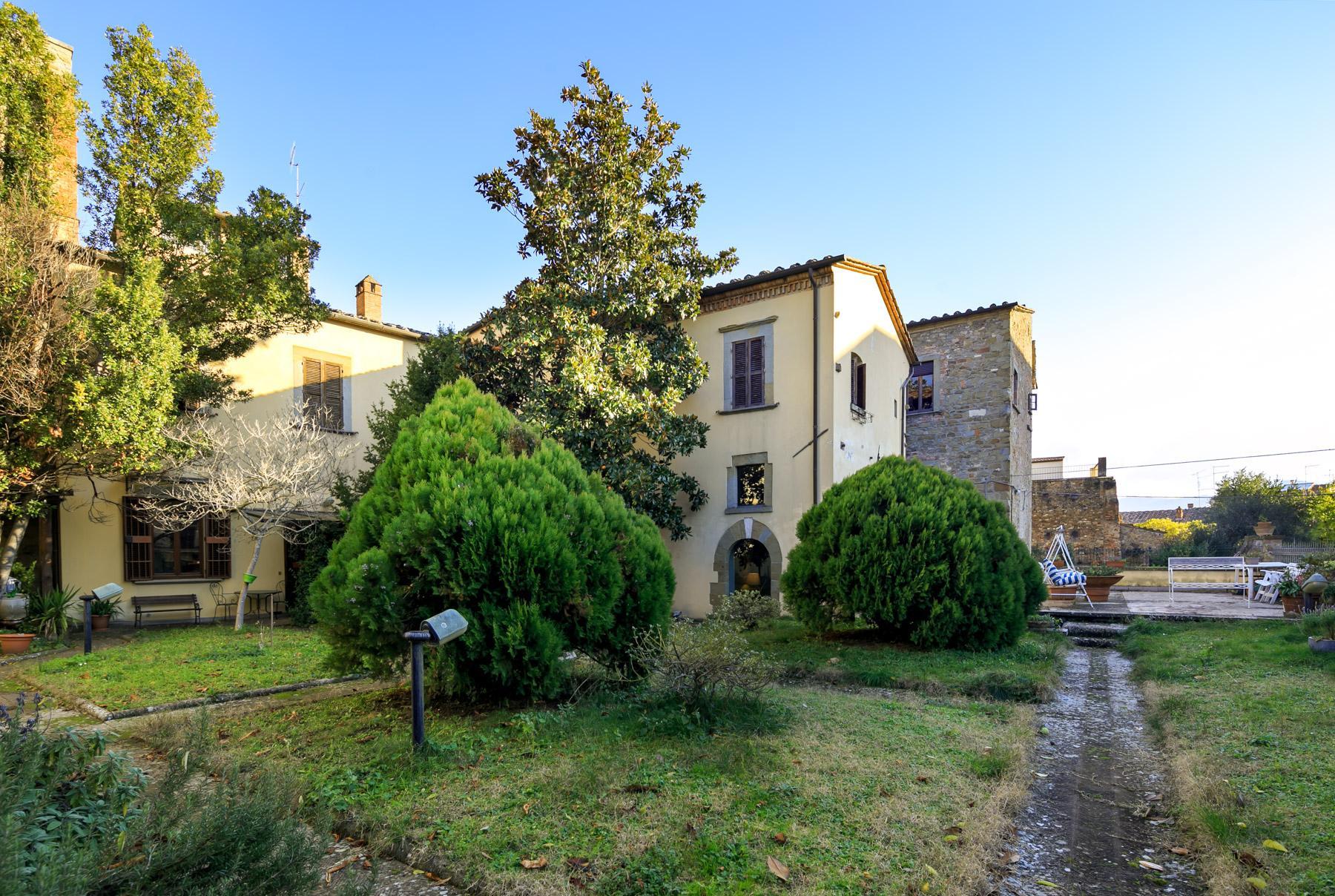 Palazzo Rinascimentale in Vendita a pochi passi da Piazza Grande, Arezzo - 21