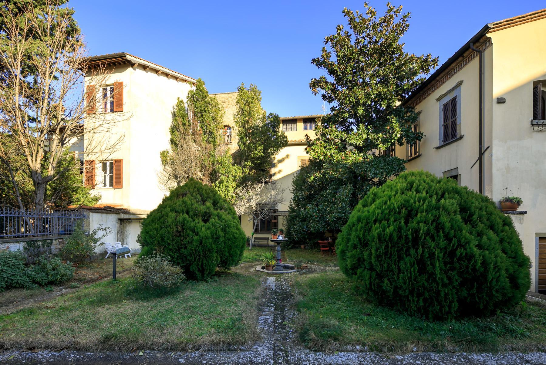 Palazzo Rinascimentale in Vendita a pochi passi da Piazza Grande, Arezzo - 19