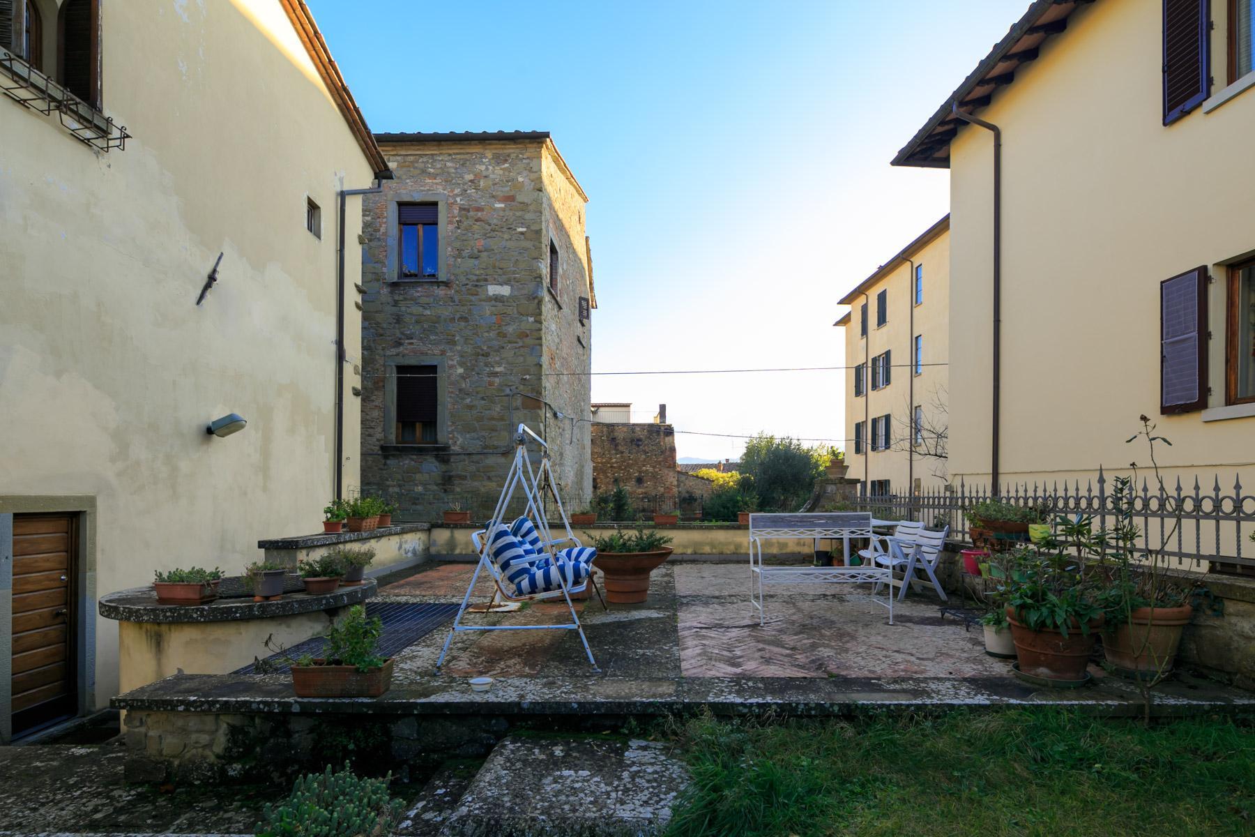 Palazzo Rinascimentale in Vendita a pochi passi da Piazza Grande, Arezzo - 24