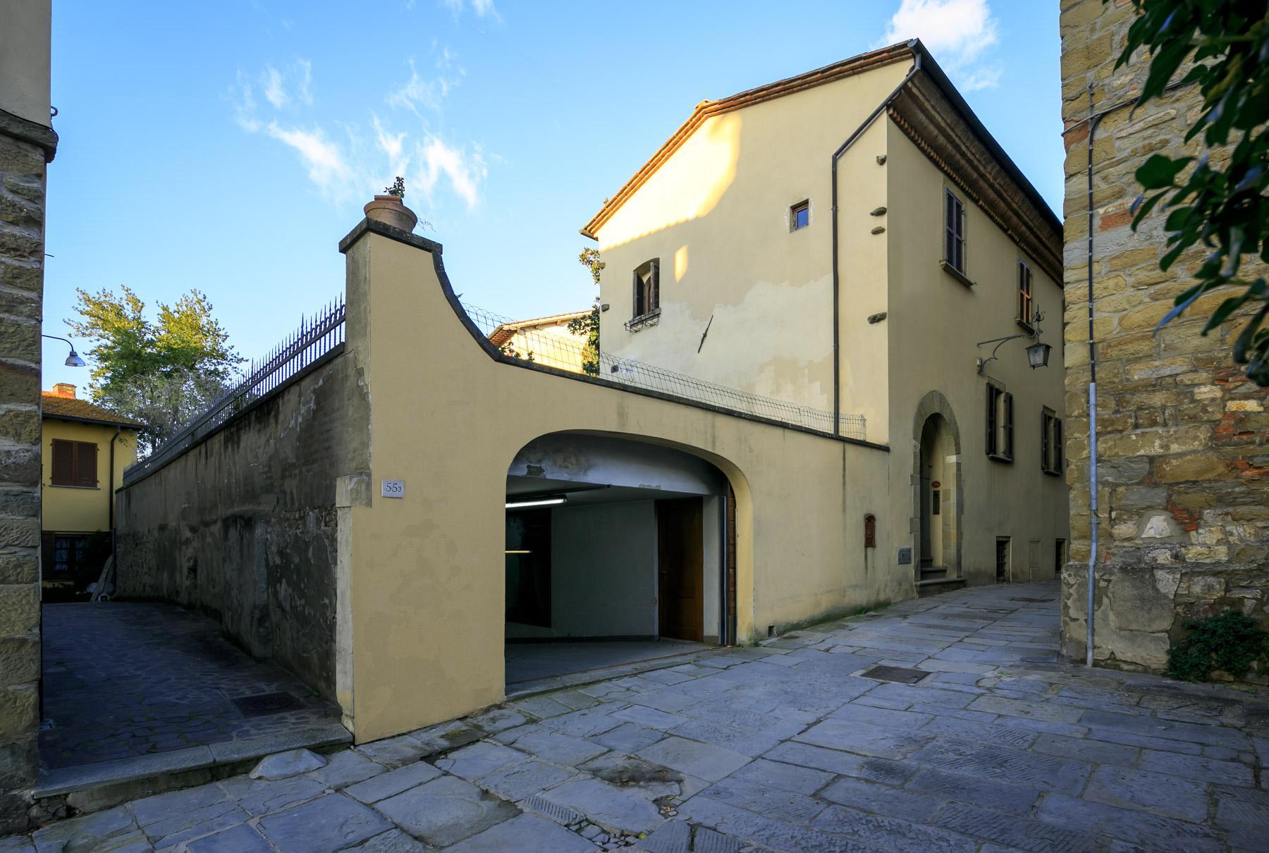 Palazzo Rinascimentale in Vendita a pochi passi da Piazza Grande, Arezzo - 25