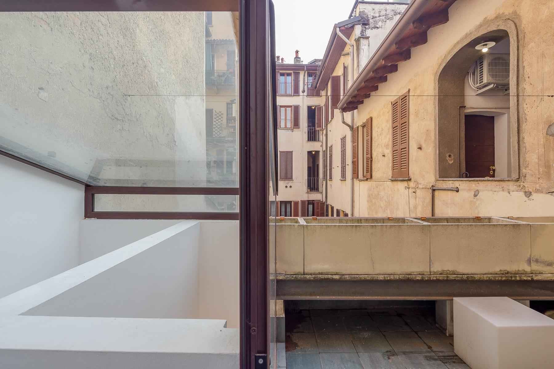 Design apartment in one of the historic districts of Milan - 16