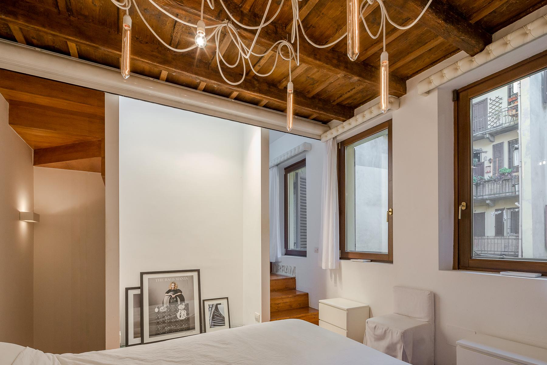 Design apartment in one of the historic districts of Milan - 11