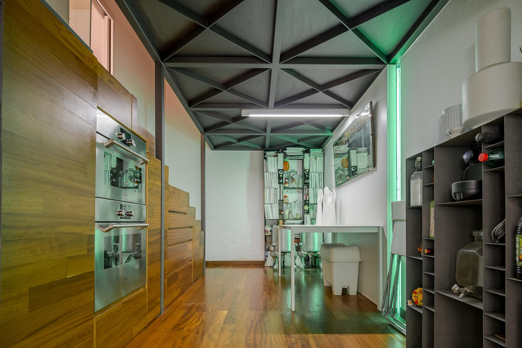 Design apartment in one of the historic districts of Milan - 9