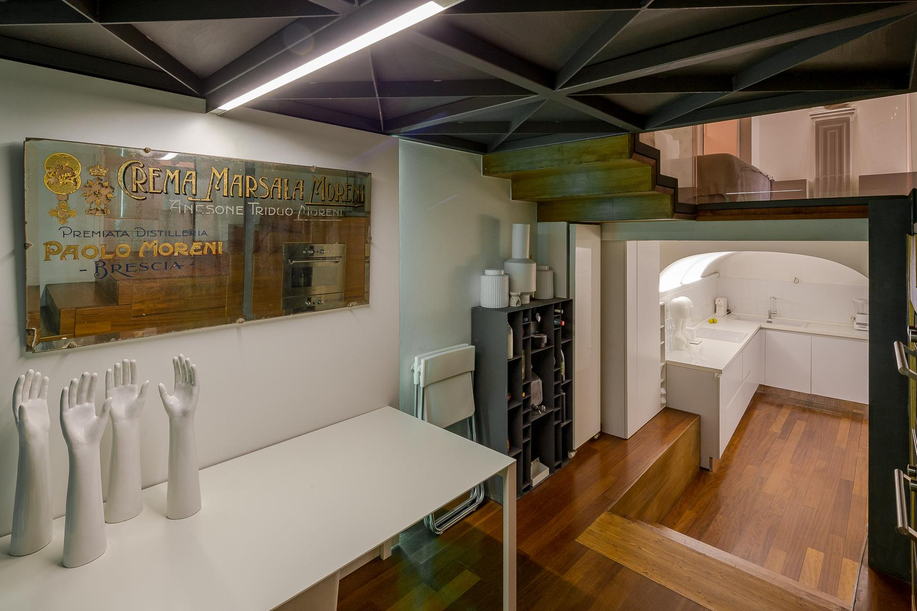 Design apartment in one of the historic districts of Milan - 10