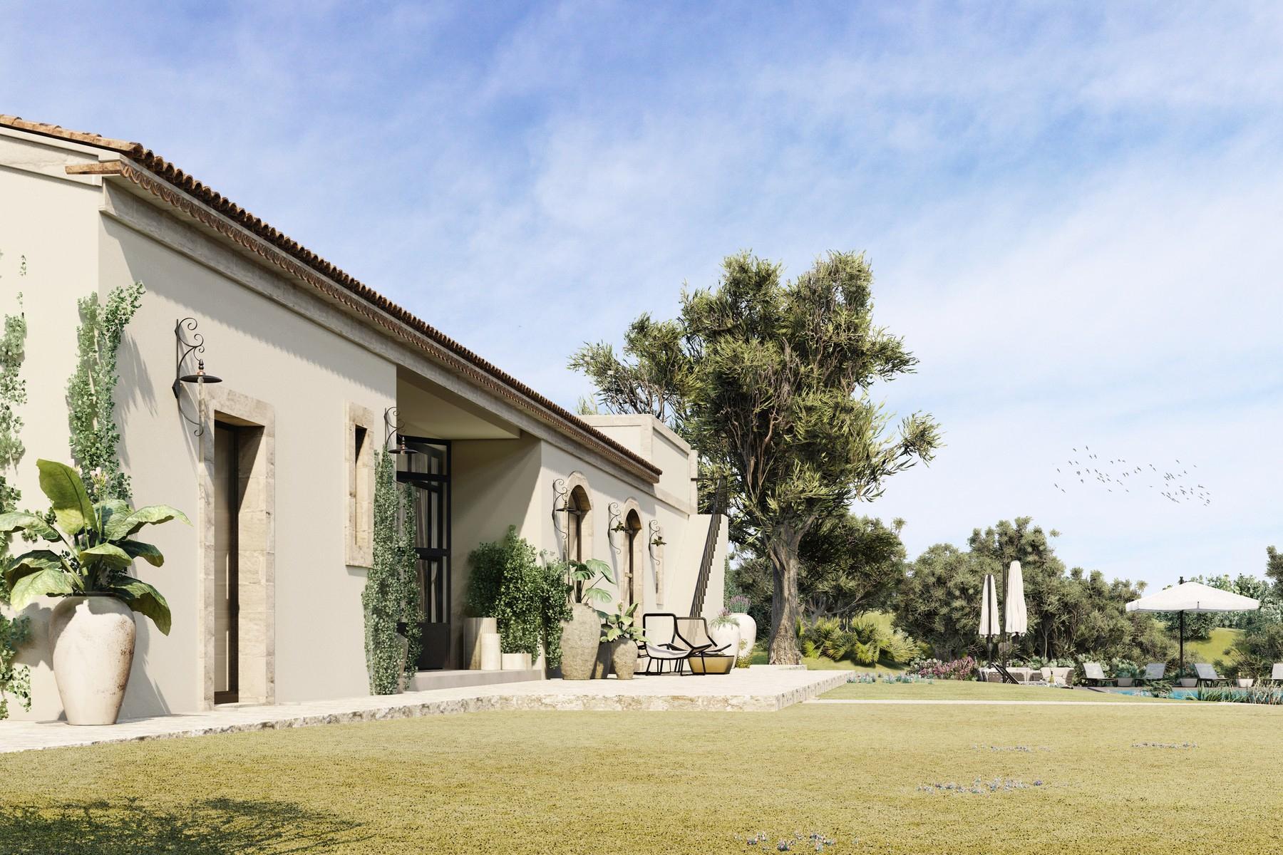Luxurious design Sicilian farm in the Val di Noto - 16