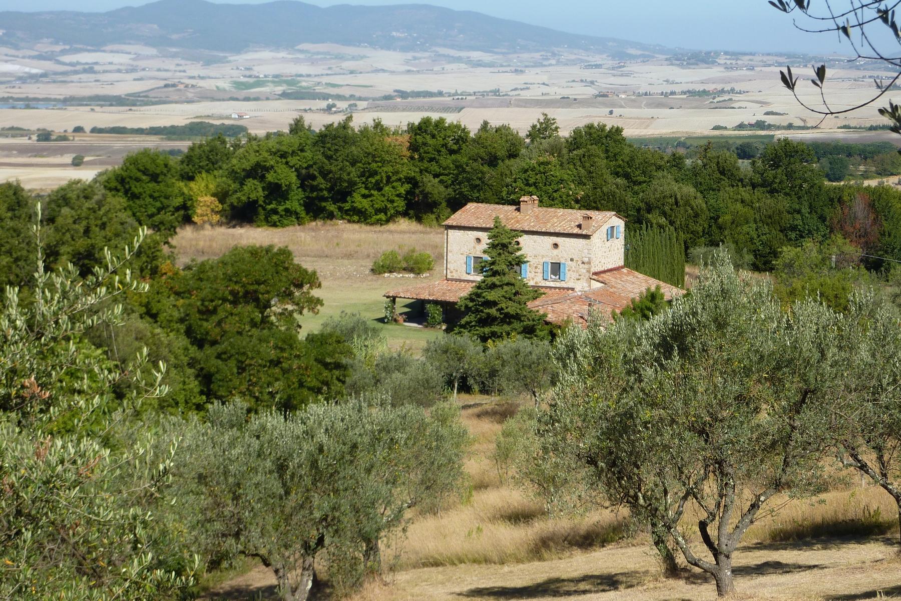 Wunderschöne toskanische Villa mit Pool - 19