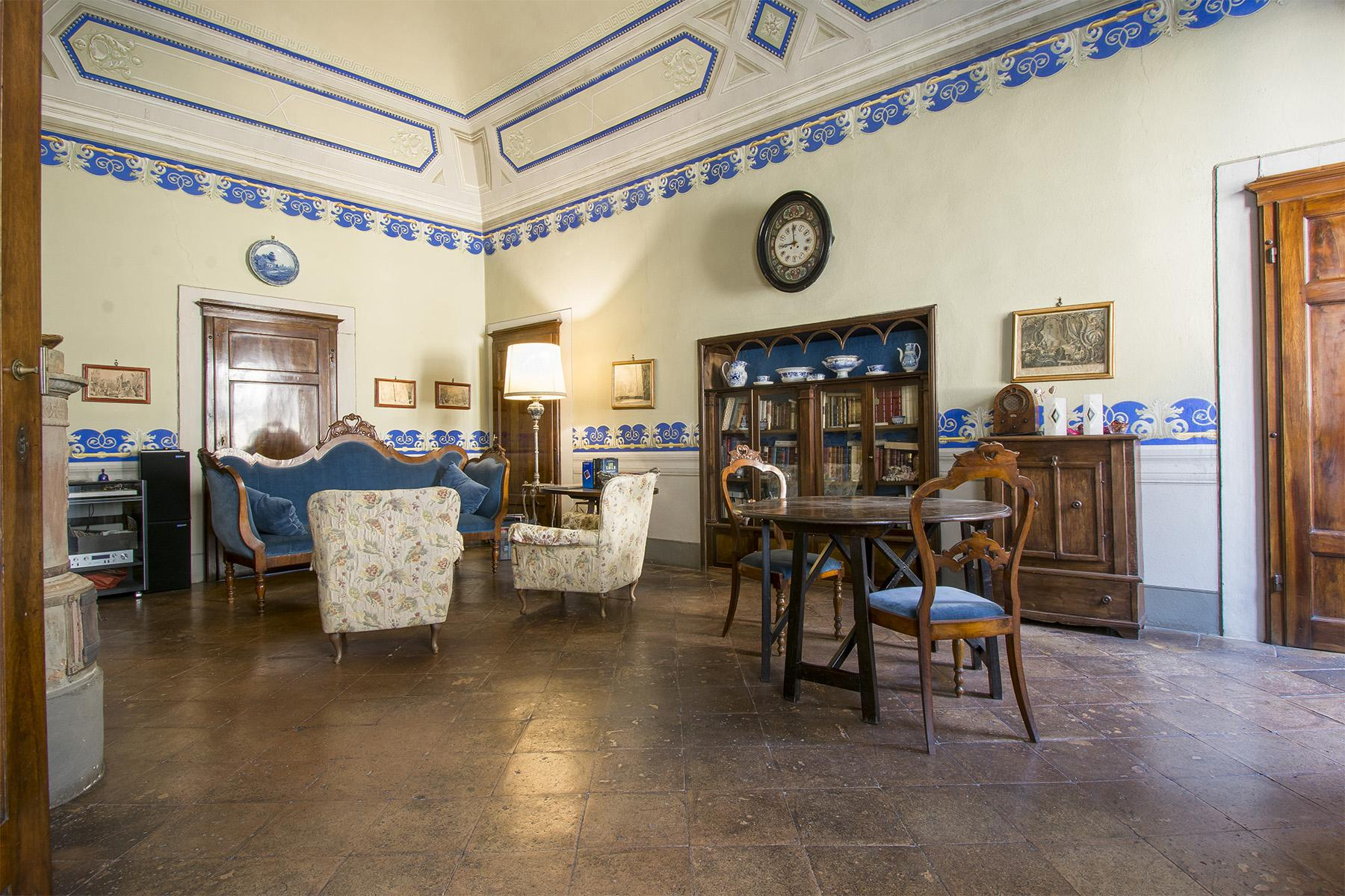 17th-century noble palace in the heart of Volterra - 12
