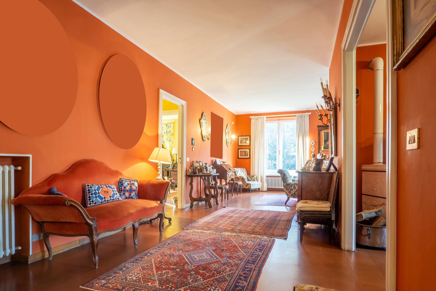 Splendida villa sulla prima collina di Torino - 16
